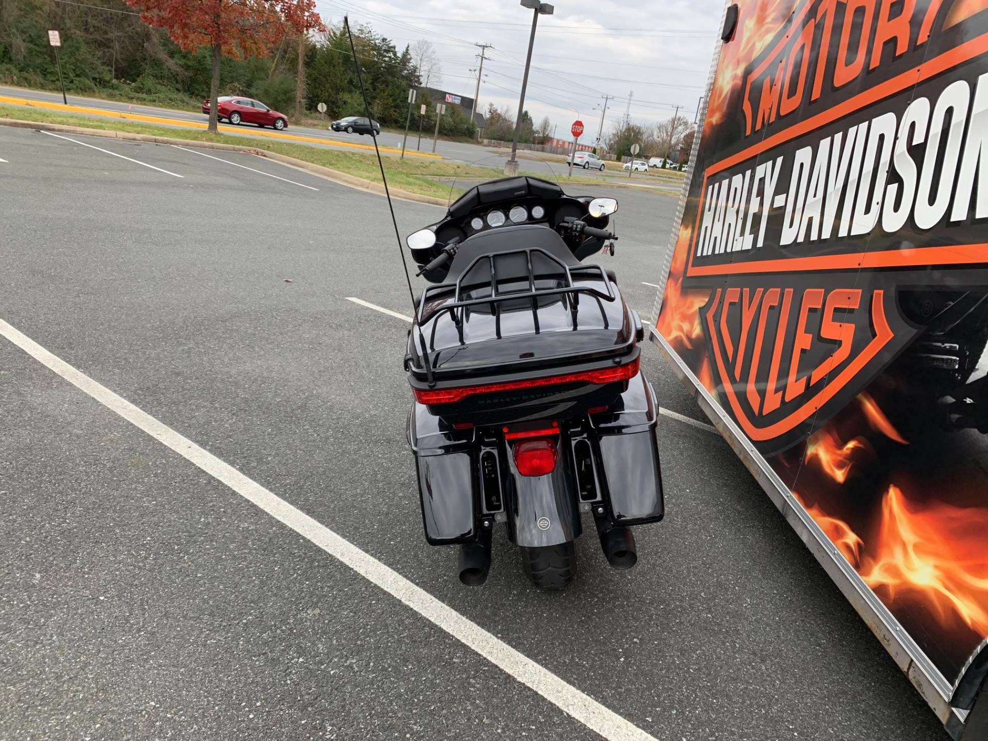2020 Harley-Davidson Ultra Limited in Fredericksburg, Virginia - Photo 4