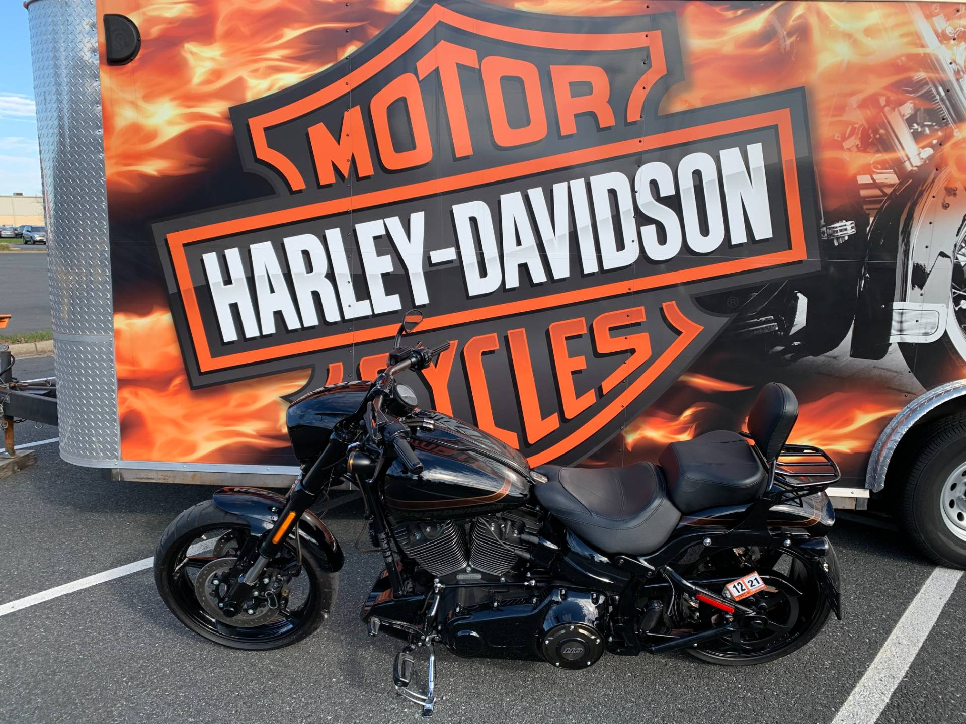 2016 Harley-Davidson CVO™ Pro Street Breakout® in Fredericksburg, Virginia - Photo 2