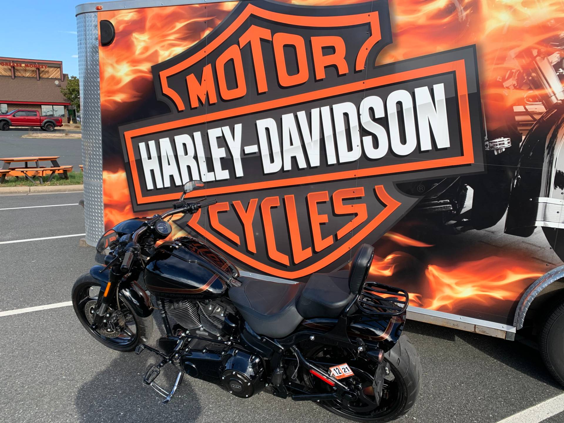 2016 Harley-Davidson CVO™ Pro Street Breakout® in Fredericksburg, Virginia - Photo 3