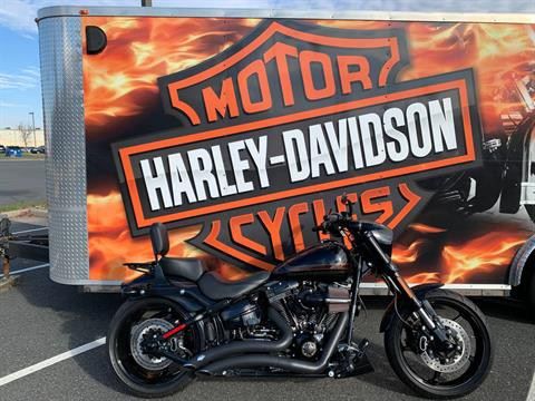 2016 Harley-Davidson CVO™ Pro Street Breakout® in Fredericksburg, Virginia - Photo 1