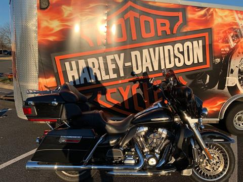 2011 Harley-Davidson Electra Glide® Ultra Limited in Fredericksburg, Virginia - Photo 1