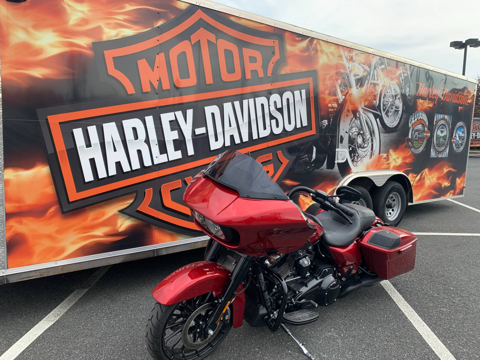 2018 Harley-Davidson Road Glide® Special in Fredericksburg, Virginia - Photo 6