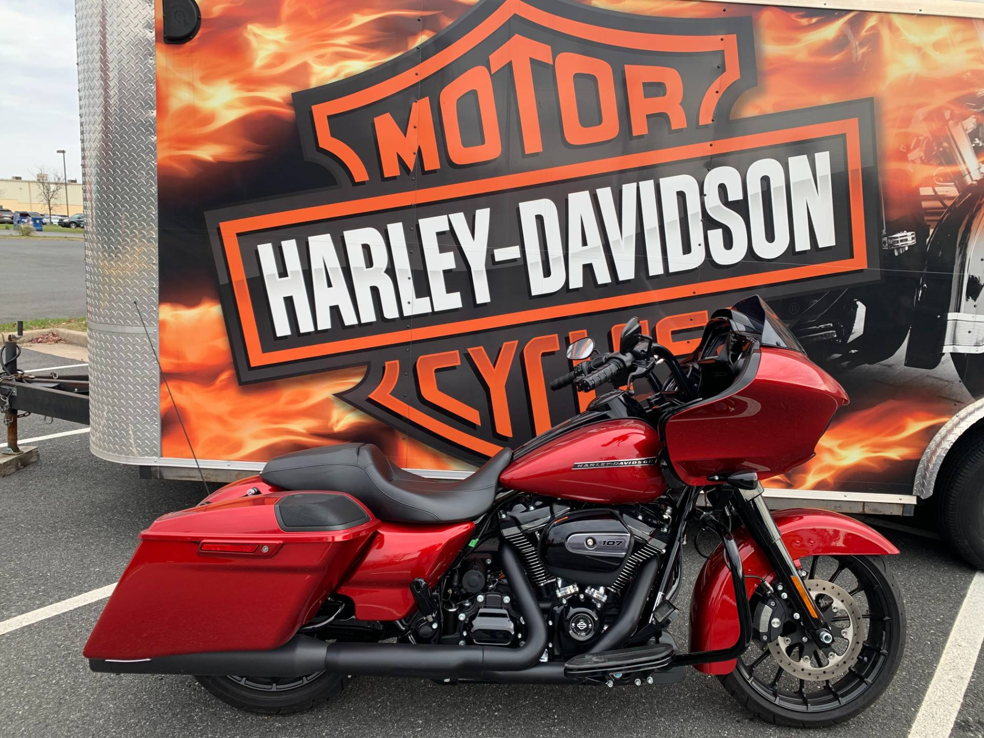 2018 Harley-Davidson Road Glide® Special in Fredericksburg, Virginia - Photo 1