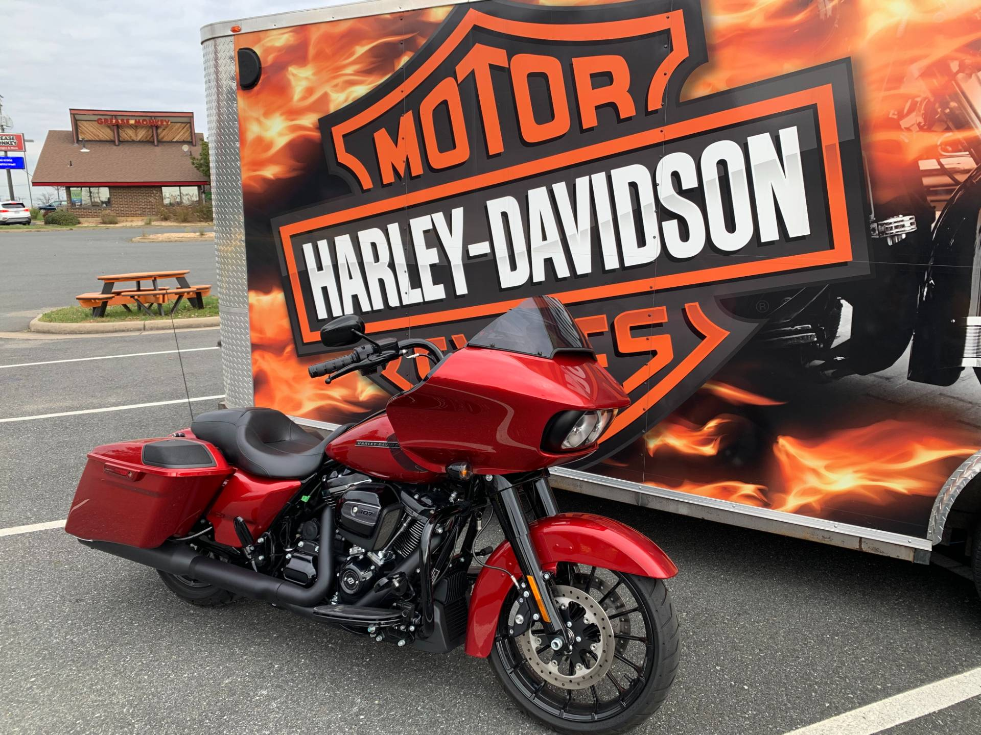 2018 Harley-Davidson Road Glide® Special in Fredericksburg, Virginia - Photo 3