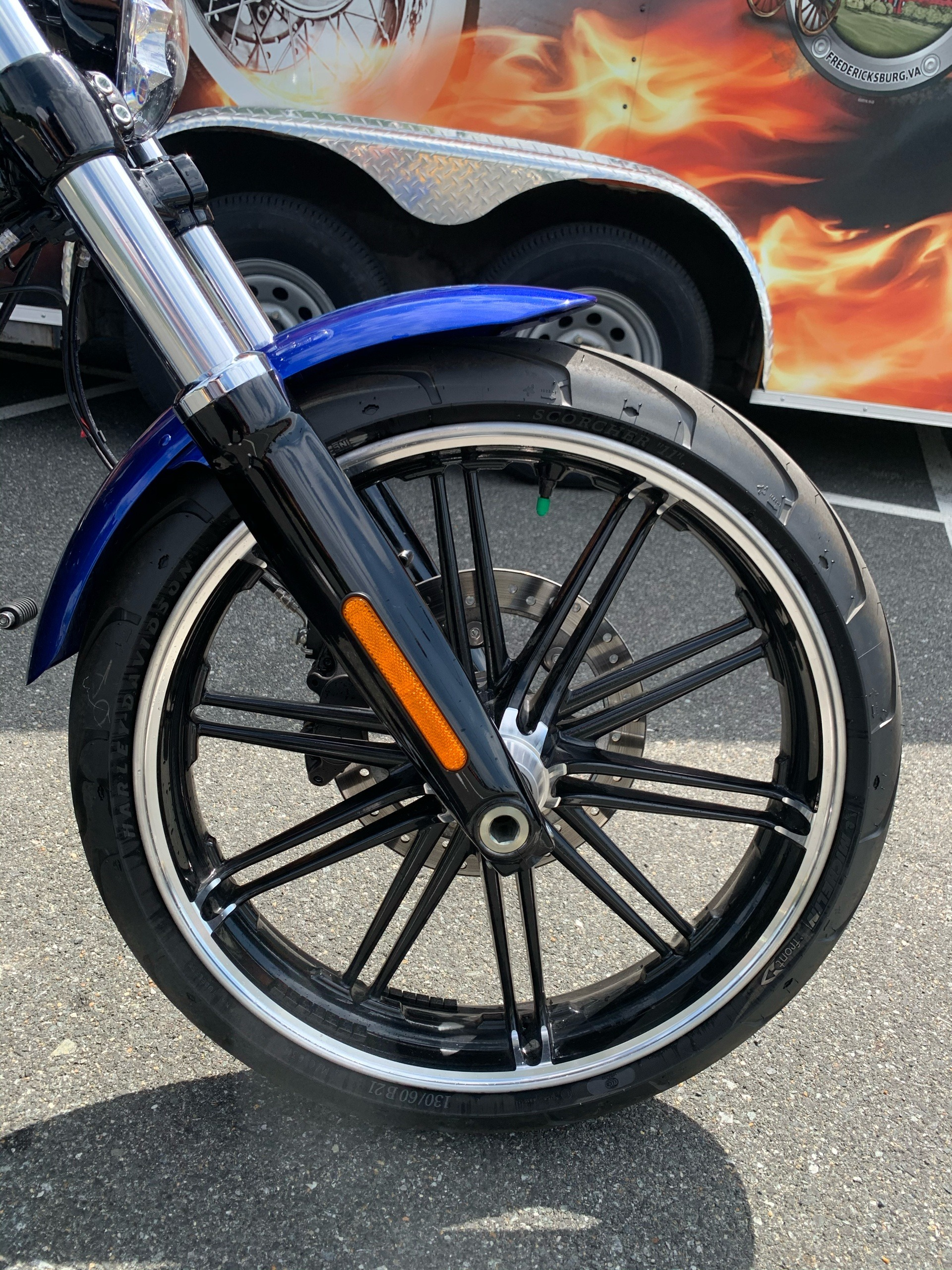 2019 Harley-Davidson Breakout® 114 in Fredericksburg, Virginia - Photo 5