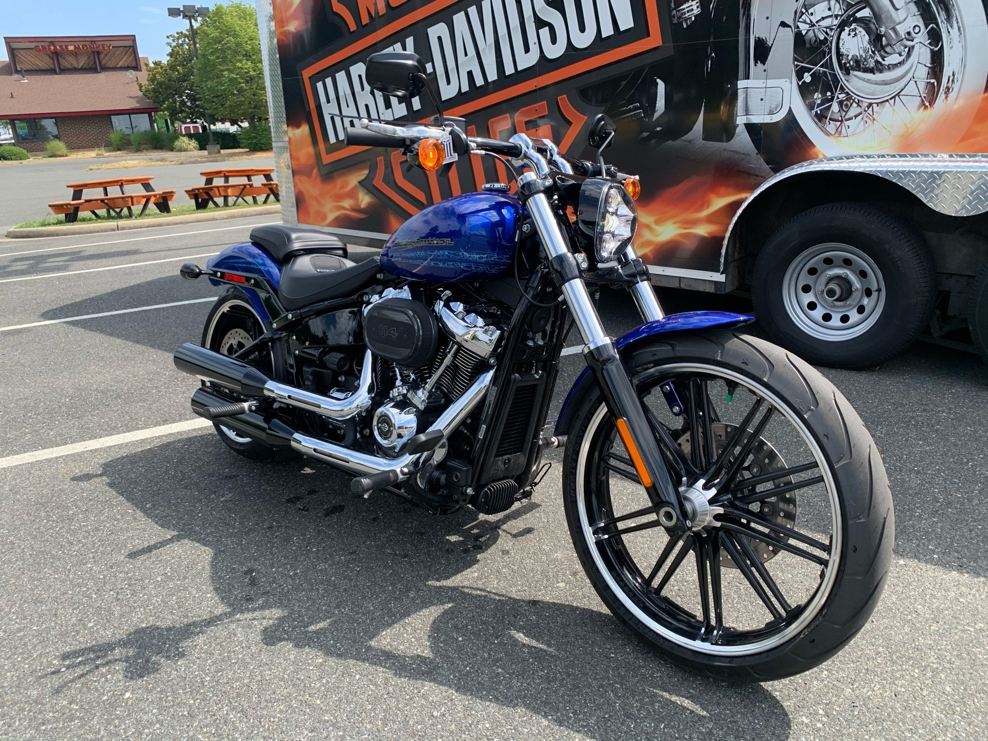 2019 Harley-Davidson Breakout® 114 in Fredericksburg, Virginia - Photo 7