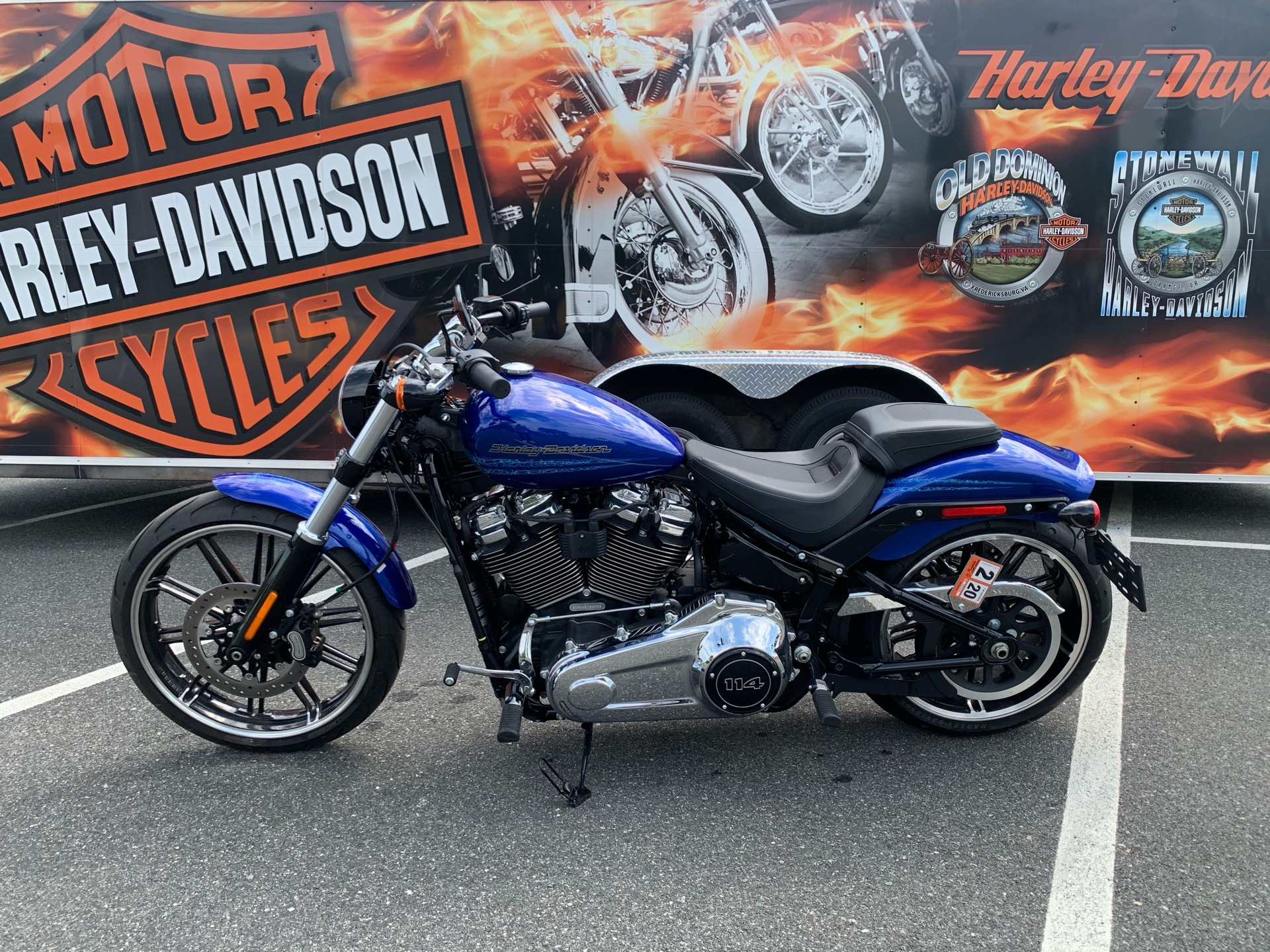 2019 Harley-Davidson Breakout® 114 in Fredericksburg, Virginia - Photo 17