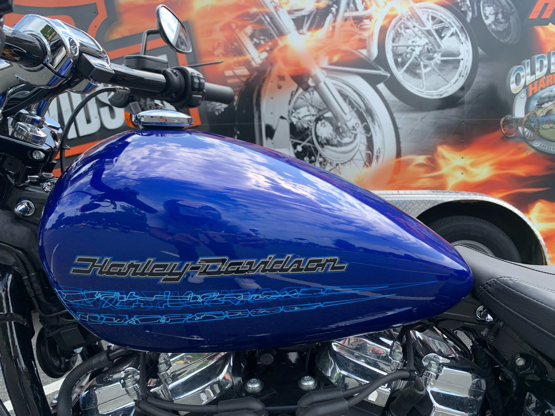 2019 Harley-Davidson Breakout® 114 in Fredericksburg, Virginia - Photo 18