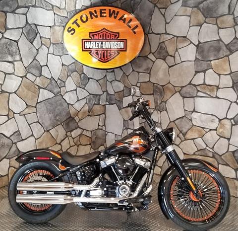 2018 Harley-Davidson Softail Slim® 107 in Orange, Virginia - Photo 1