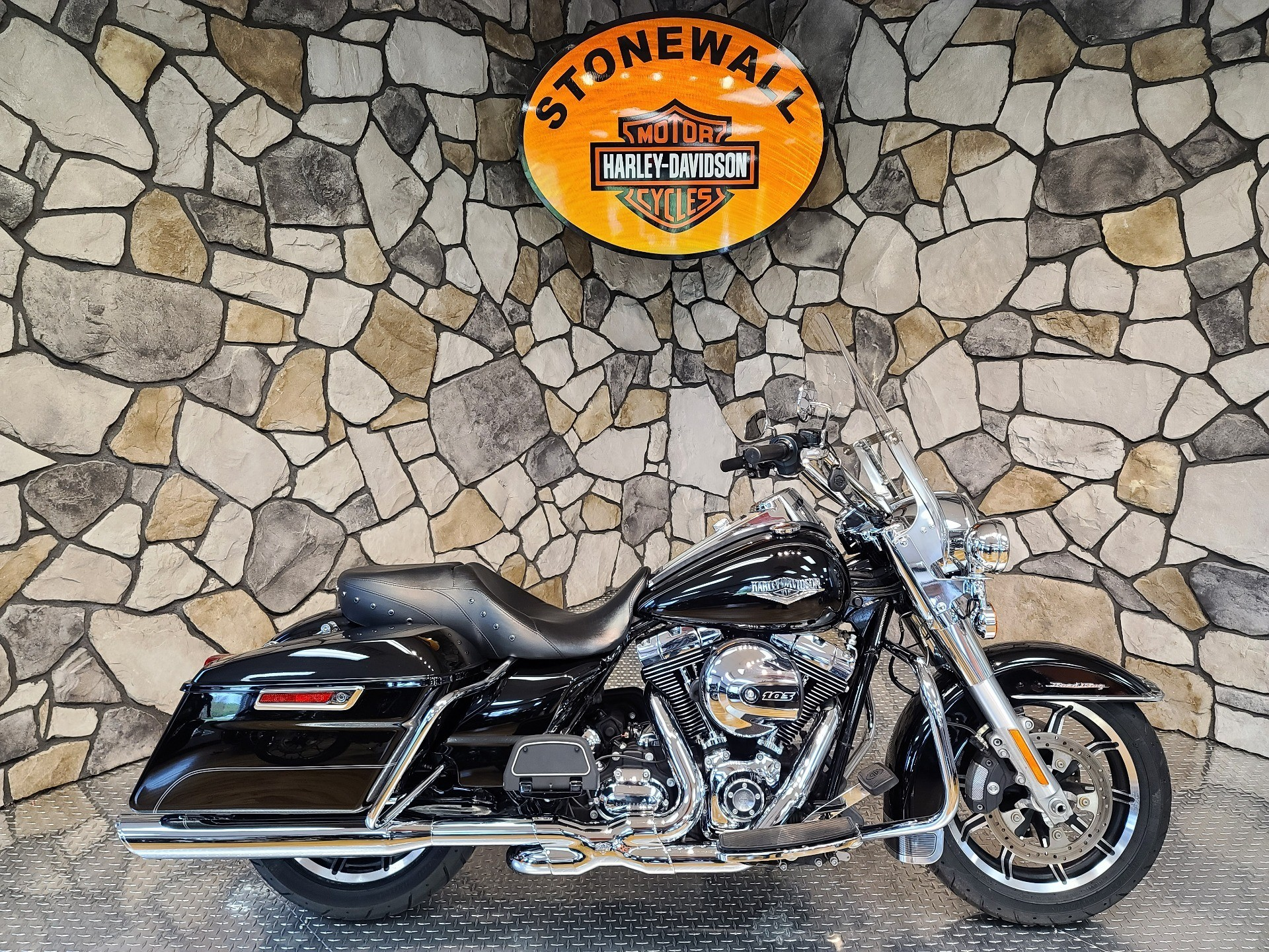 2016 Harley-Davidson Road King® in Orange, Virginia - Photo 1