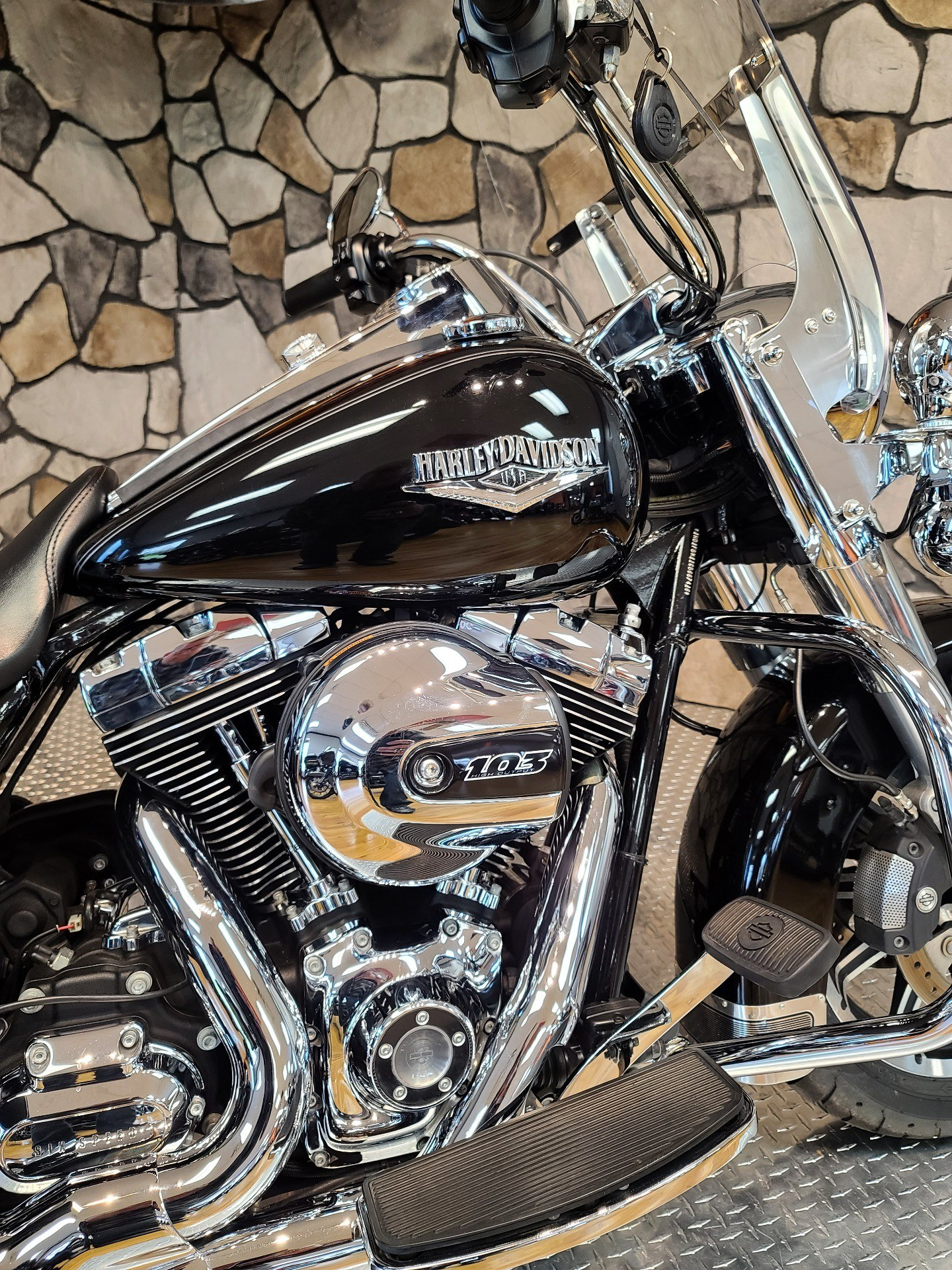 2016 Harley-Davidson Road King® in Orange, Virginia - Photo 4