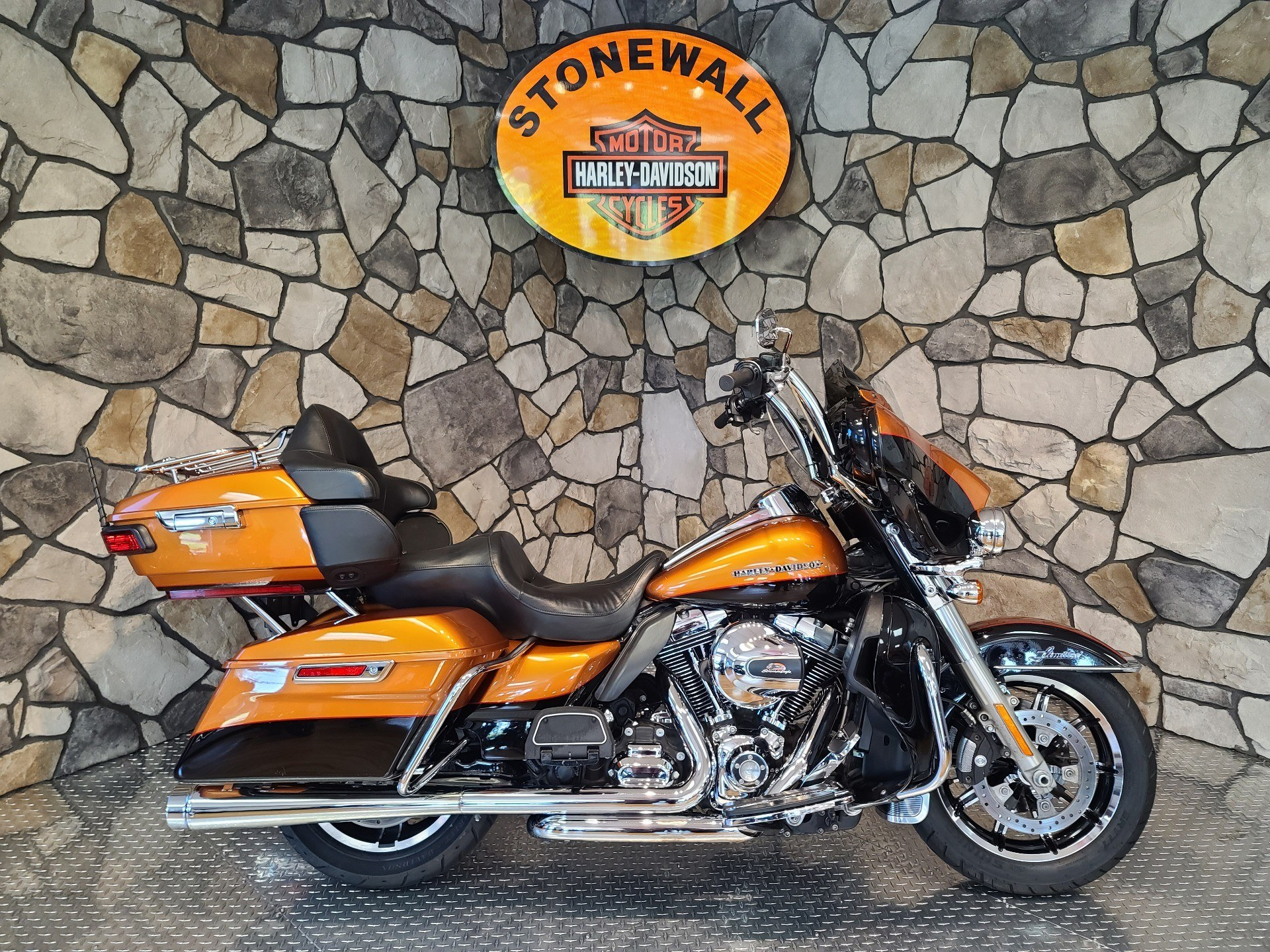 2014 Harley-Davidson Ultra Limited in Orange, Virginia - Photo 1