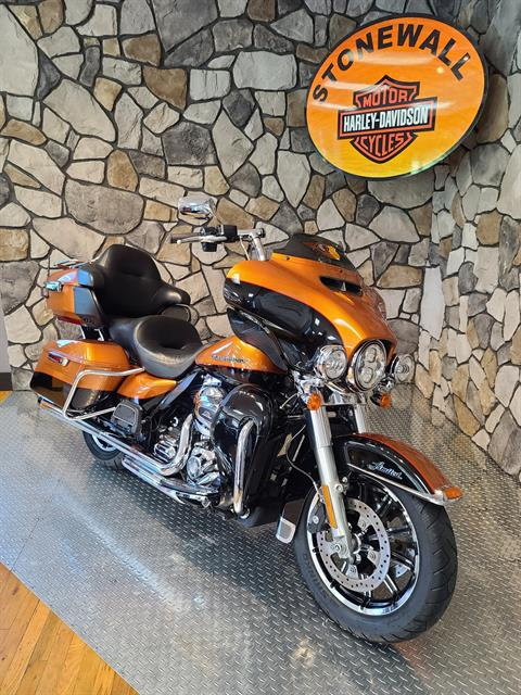 2014 Harley-Davidson Ultra Limited in Orange, Virginia - Photo 2