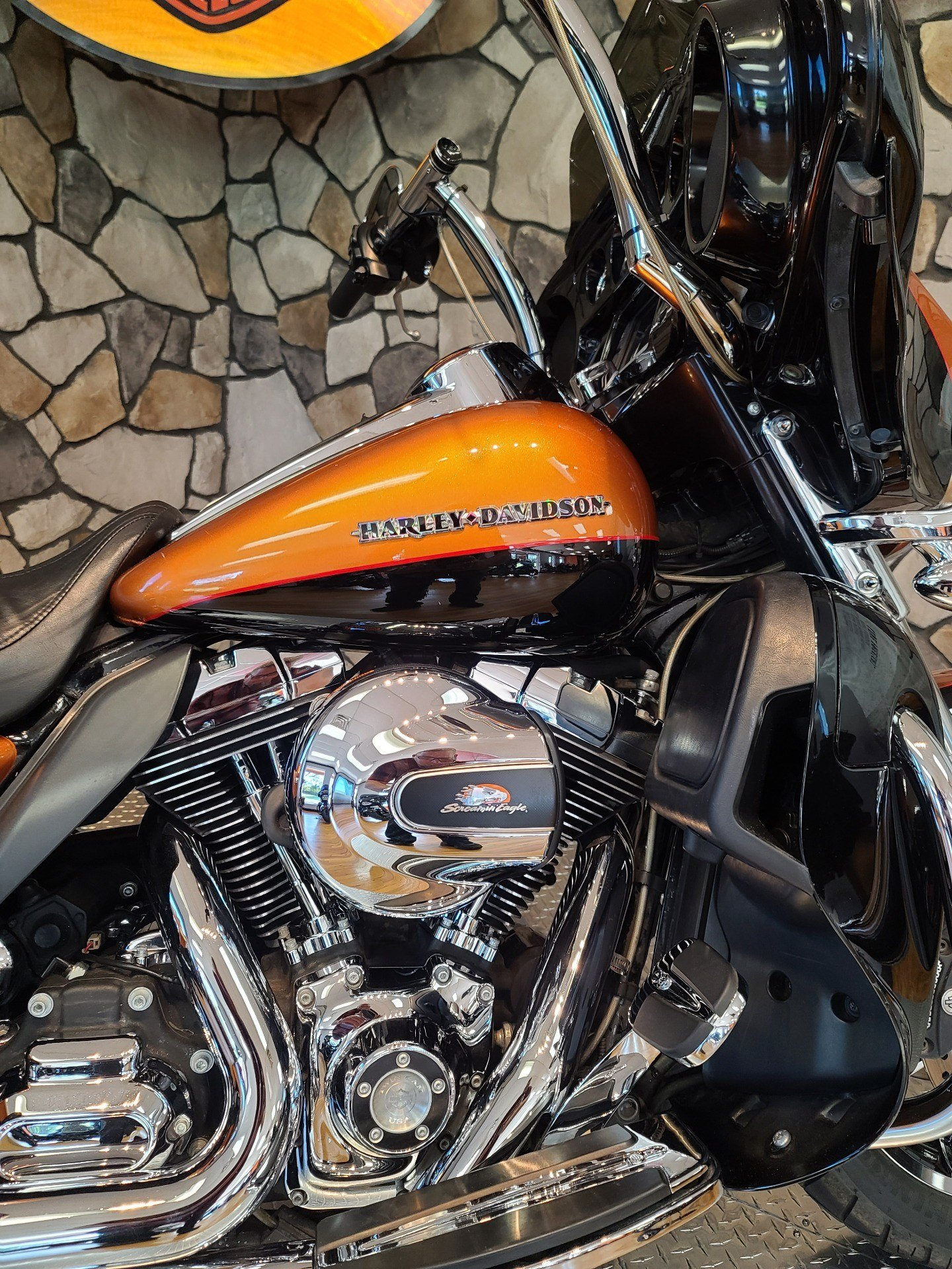 2014 Harley-Davidson Ultra Limited in Orange, Virginia - Photo 3