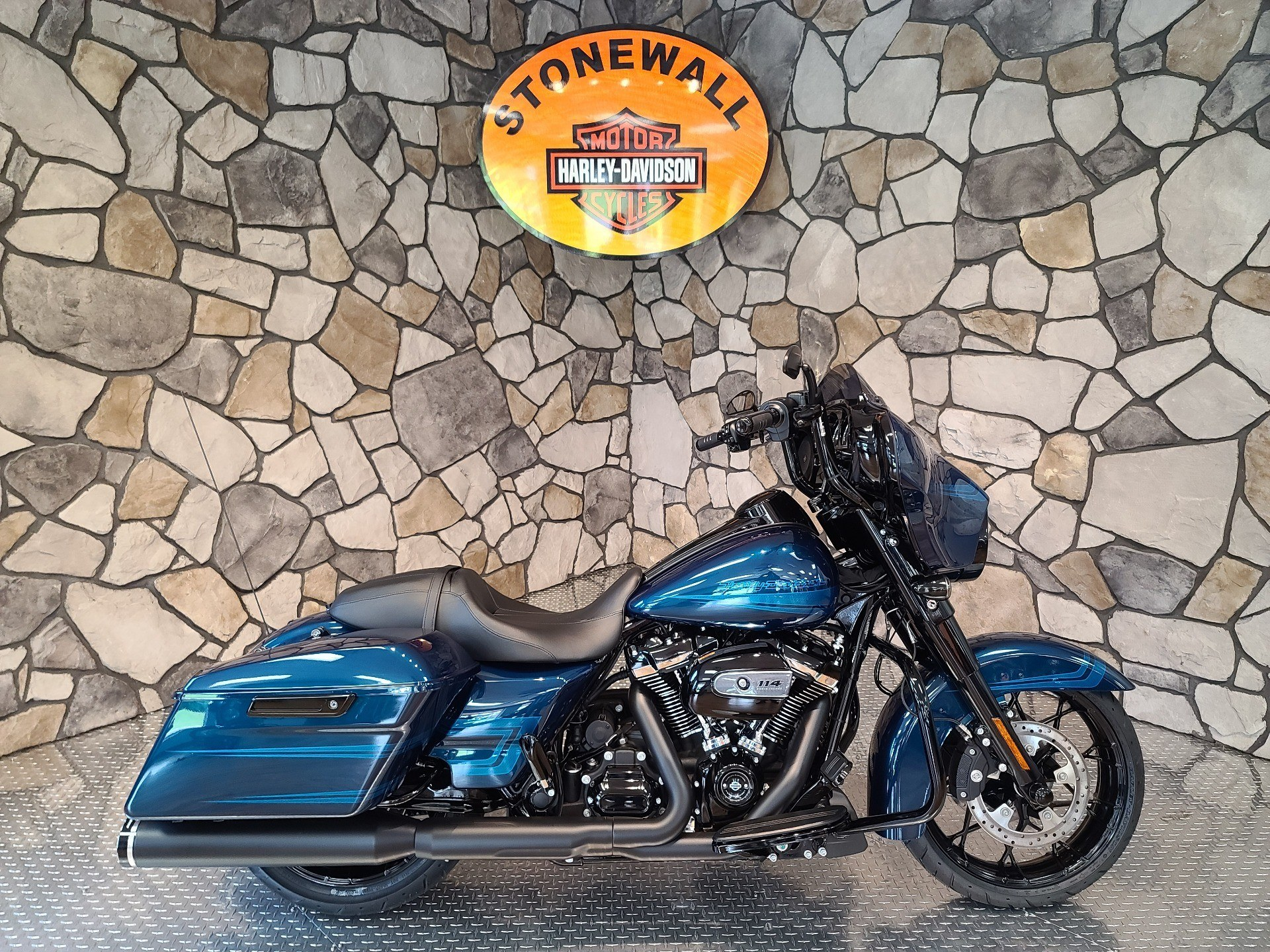 2020 Harley-Davidson Street Glide® Special in Orange, Virginia - Photo 1