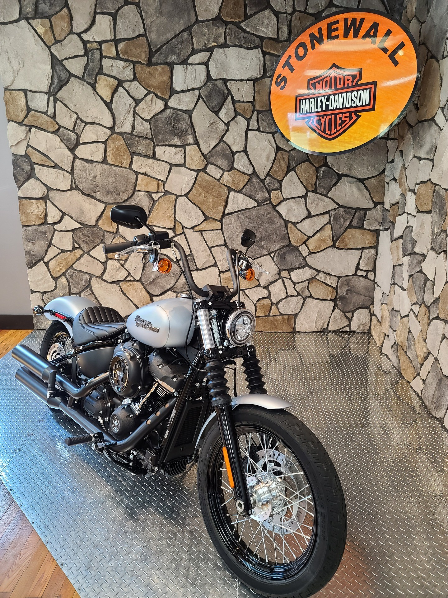 2020 Harley-Davidson Street Bob® in Orange, Virginia - Photo 2