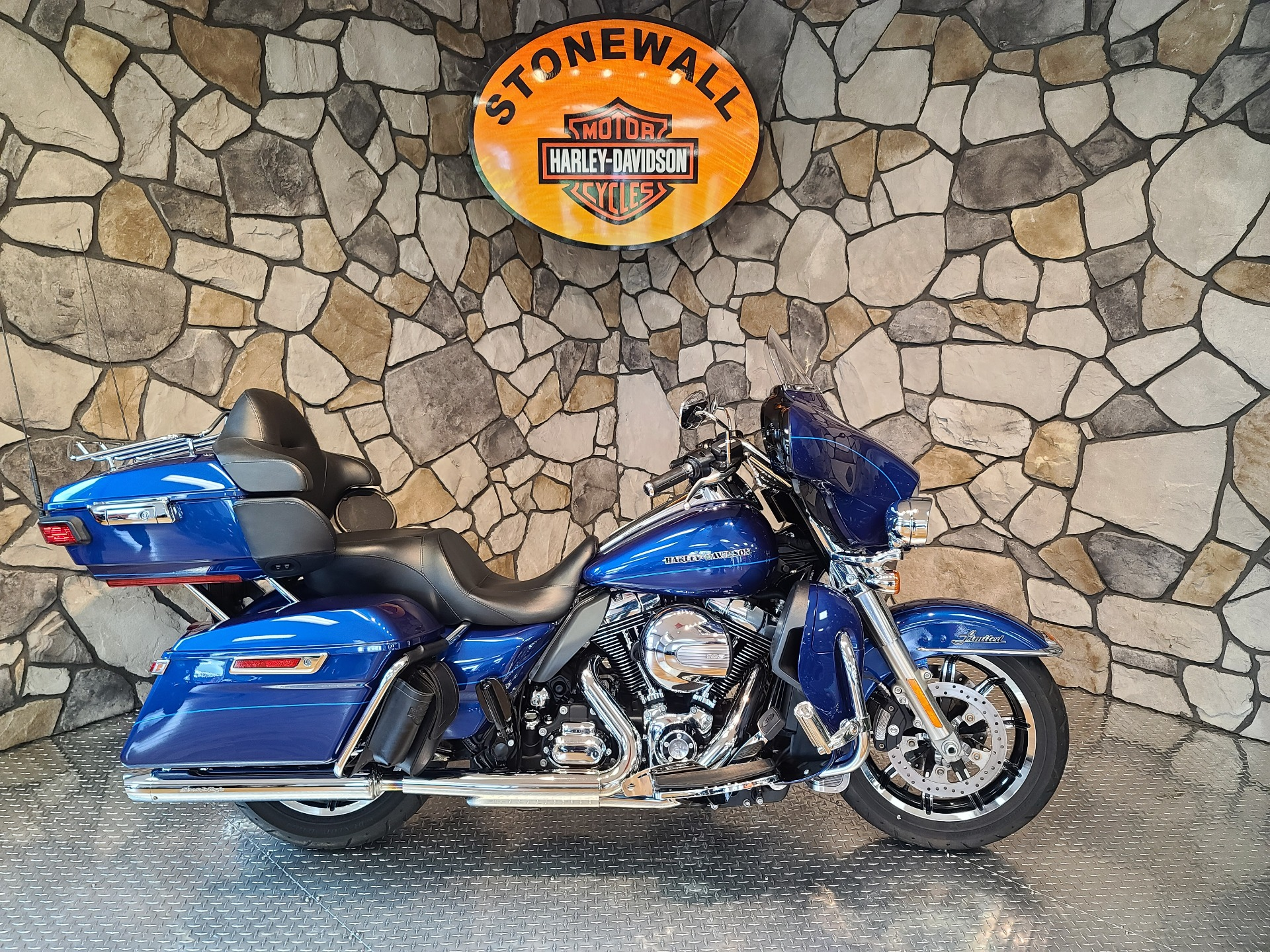 2015 Harley-Davidson Ultra Limited Low in Orange, Virginia - Photo 1