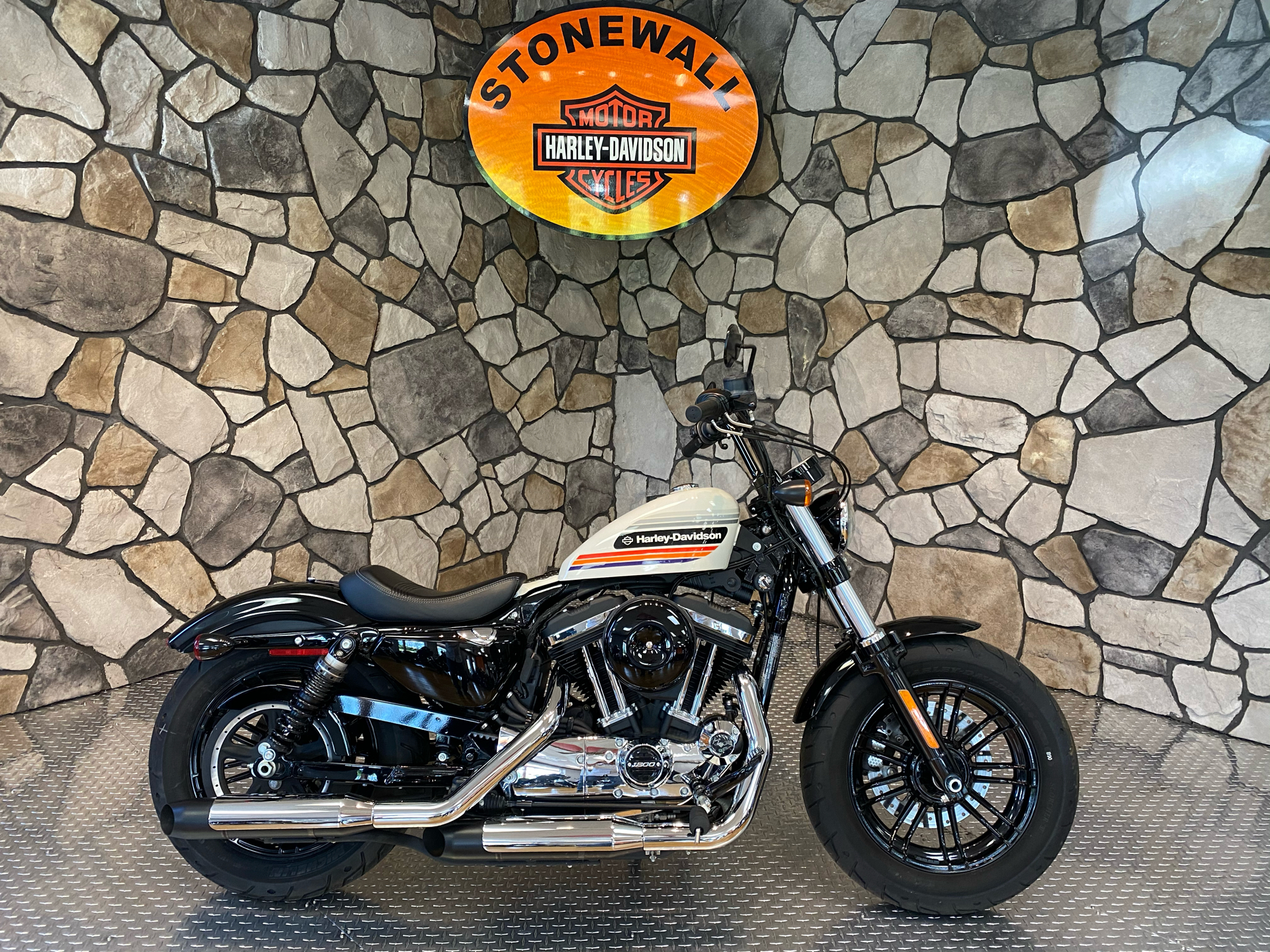 2018 Harley-Davidson Forty-Eight® Special in Orange, Virginia - Photo 1