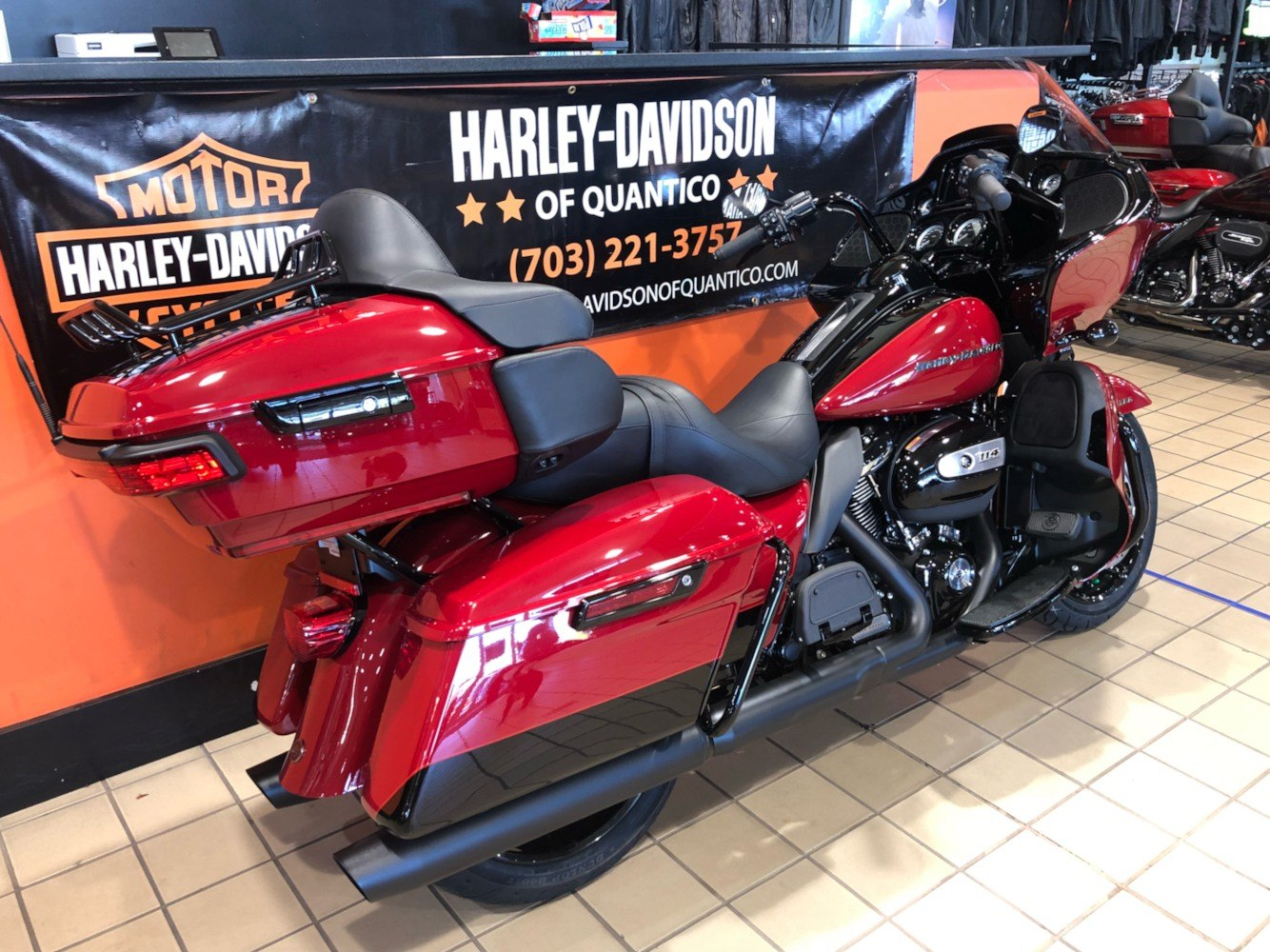 2020 Harley-Davidson Road Glide® Limited in Dumfries, Virginia - Photo 4