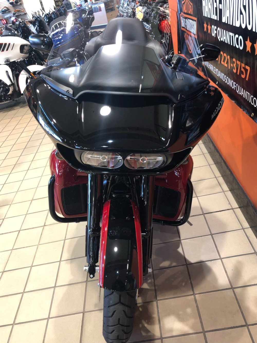 2020 Harley-Davidson Road Glide® Limited in Dumfries, Virginia - Photo 5