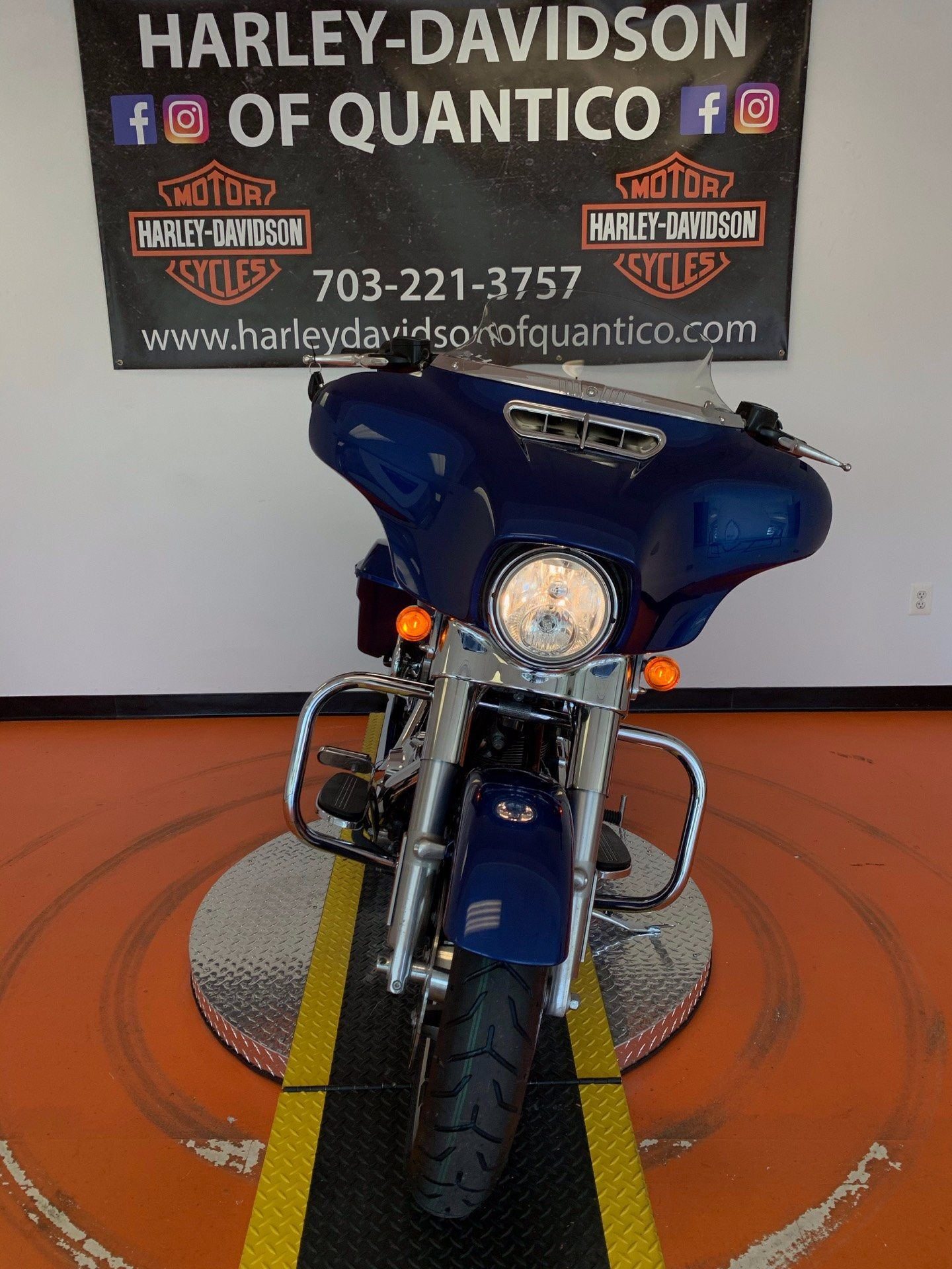 2016 Harley-Davidson Street Glide® in Dumfries, Virginia - Photo 7