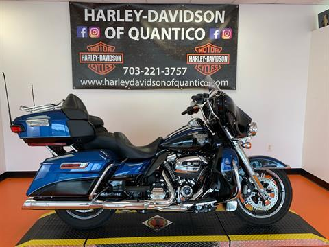 2018 Harley-Davidson 115th Anniversary Ultra Limited in Dumfries, Virginia - Photo 1
