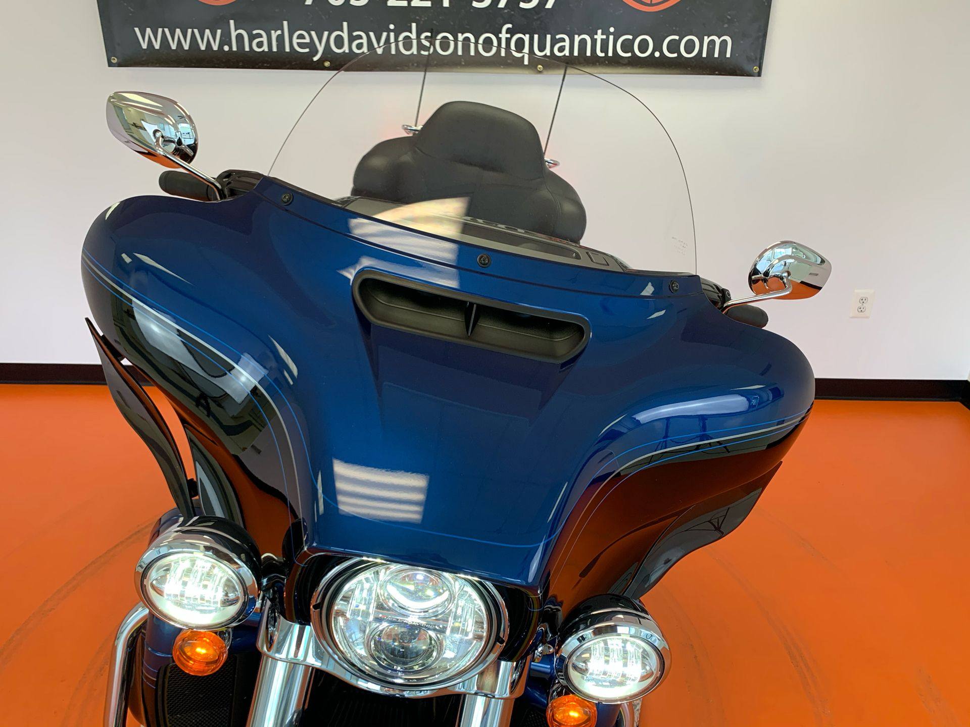2018 Harley-Davidson 115th Anniversary Ultra Limited in Dumfries, Virginia - Photo 7