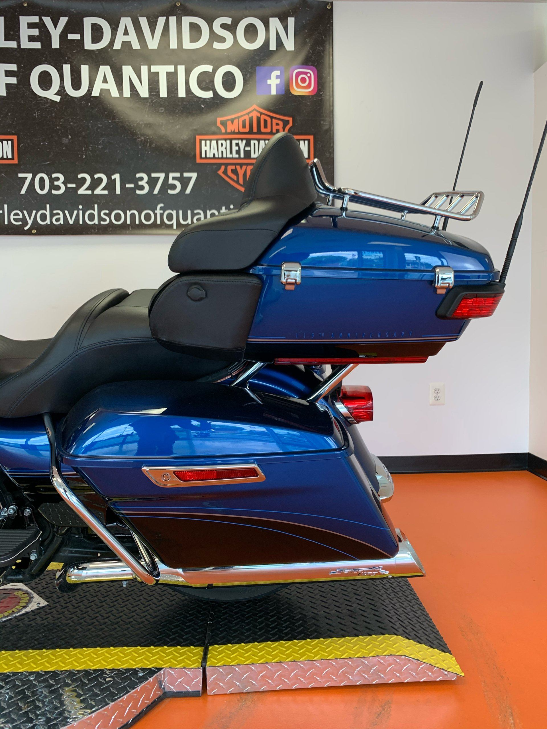 2018 Harley-Davidson 115th Anniversary Ultra Limited in Dumfries, Virginia - Photo 12