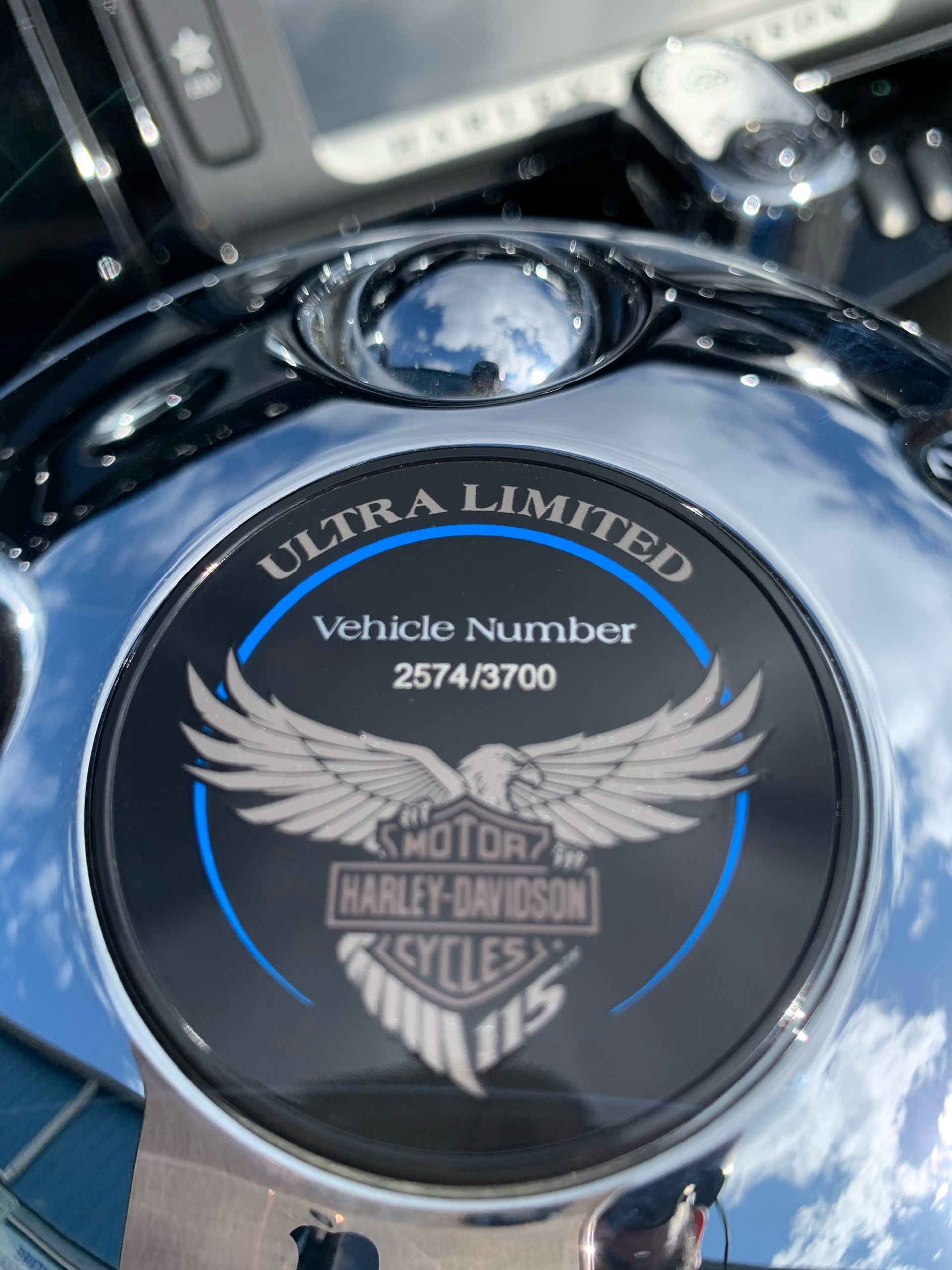 2018 Harley-Davidson 115th Anniversary Ultra Limited in Dumfries, Virginia - Photo 20