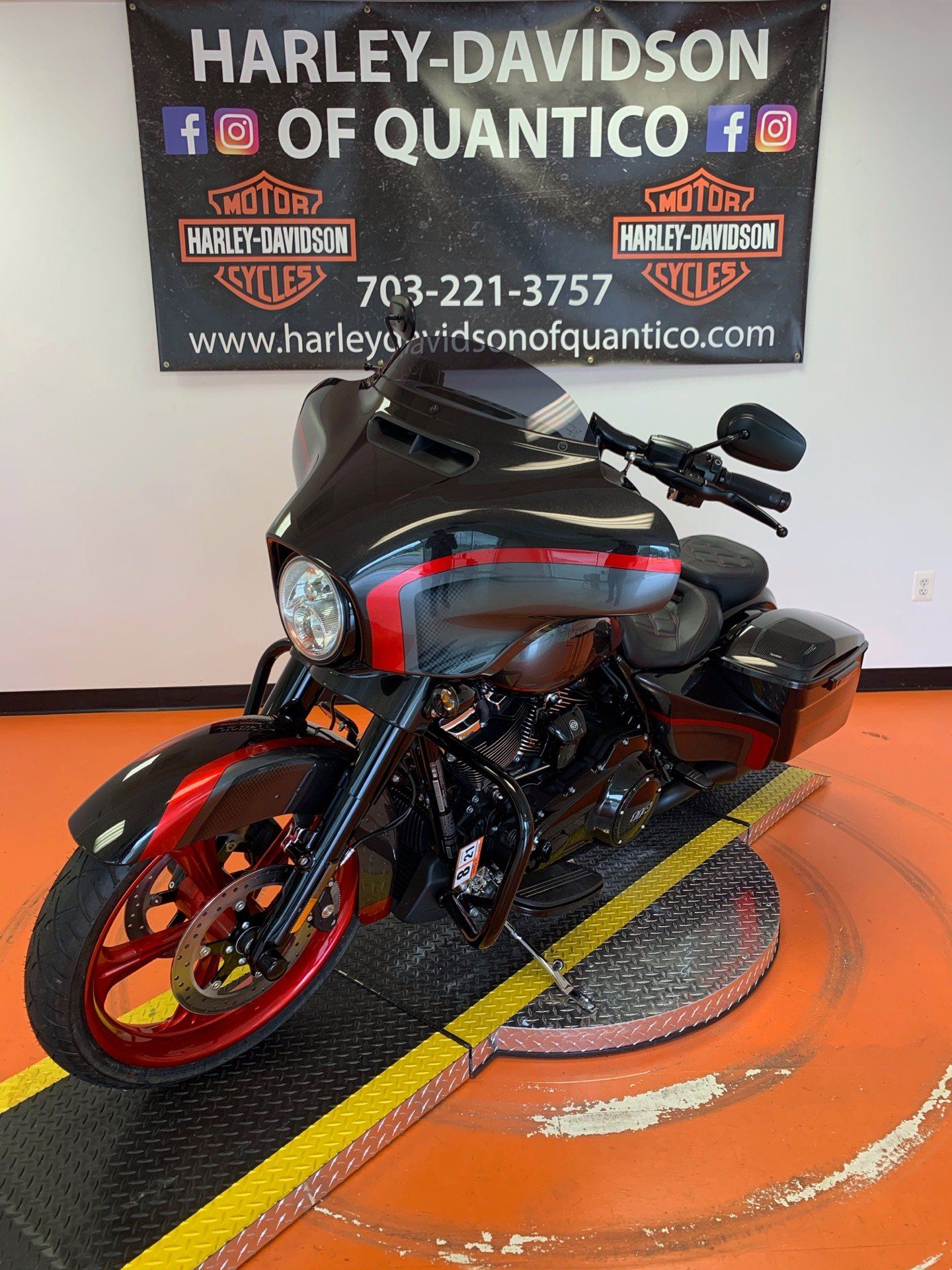 2020 Harley-Davidson Street Glide® Special in Dumfries, Virginia - Photo 16