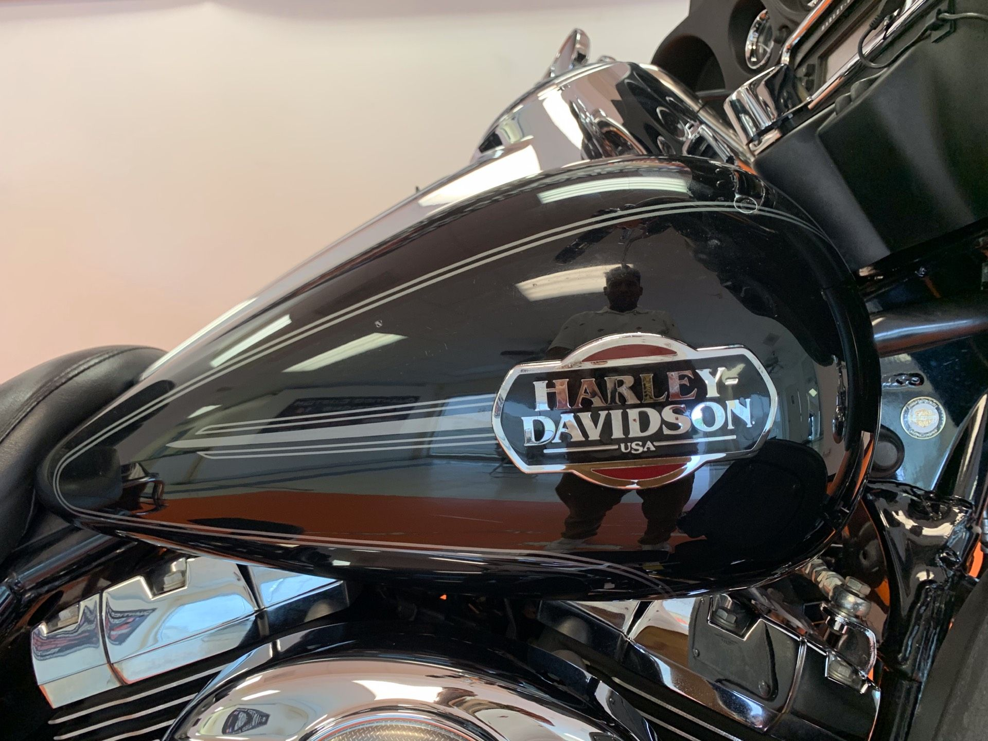 2008 Harley-Davidson Ultra Classic® Electra Glide® Peace Officer Special Edition in Dumfries, Virginia - Photo 2