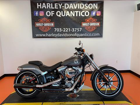 2016 Harley-Davidson Breakout® in Dumfries, Virginia - Photo 1