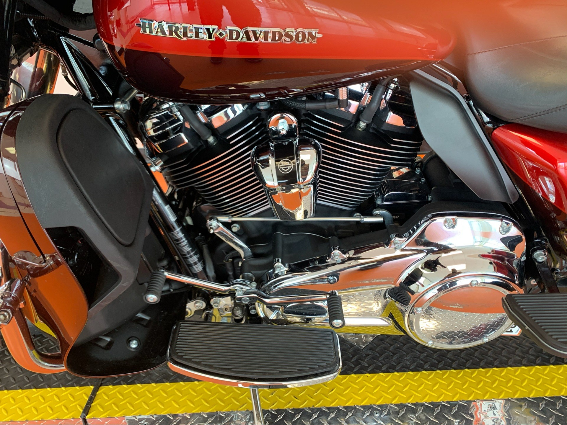 2018 Harley-Davidson Ultra Limited in Dumfries, Virginia - Photo 16