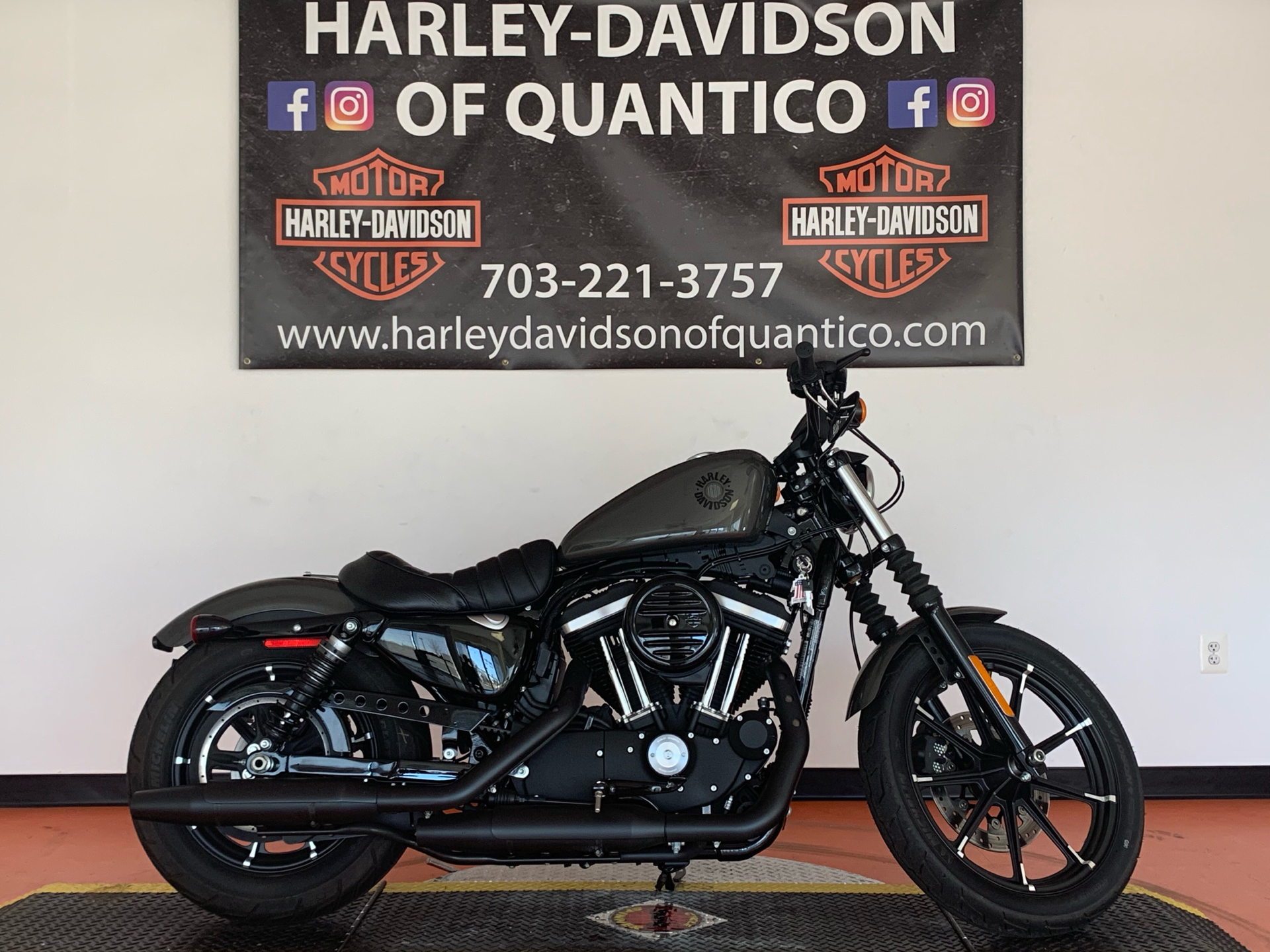 2019 Harley-Davidson Iron 883™ in Dumfries, Virginia - Photo 1