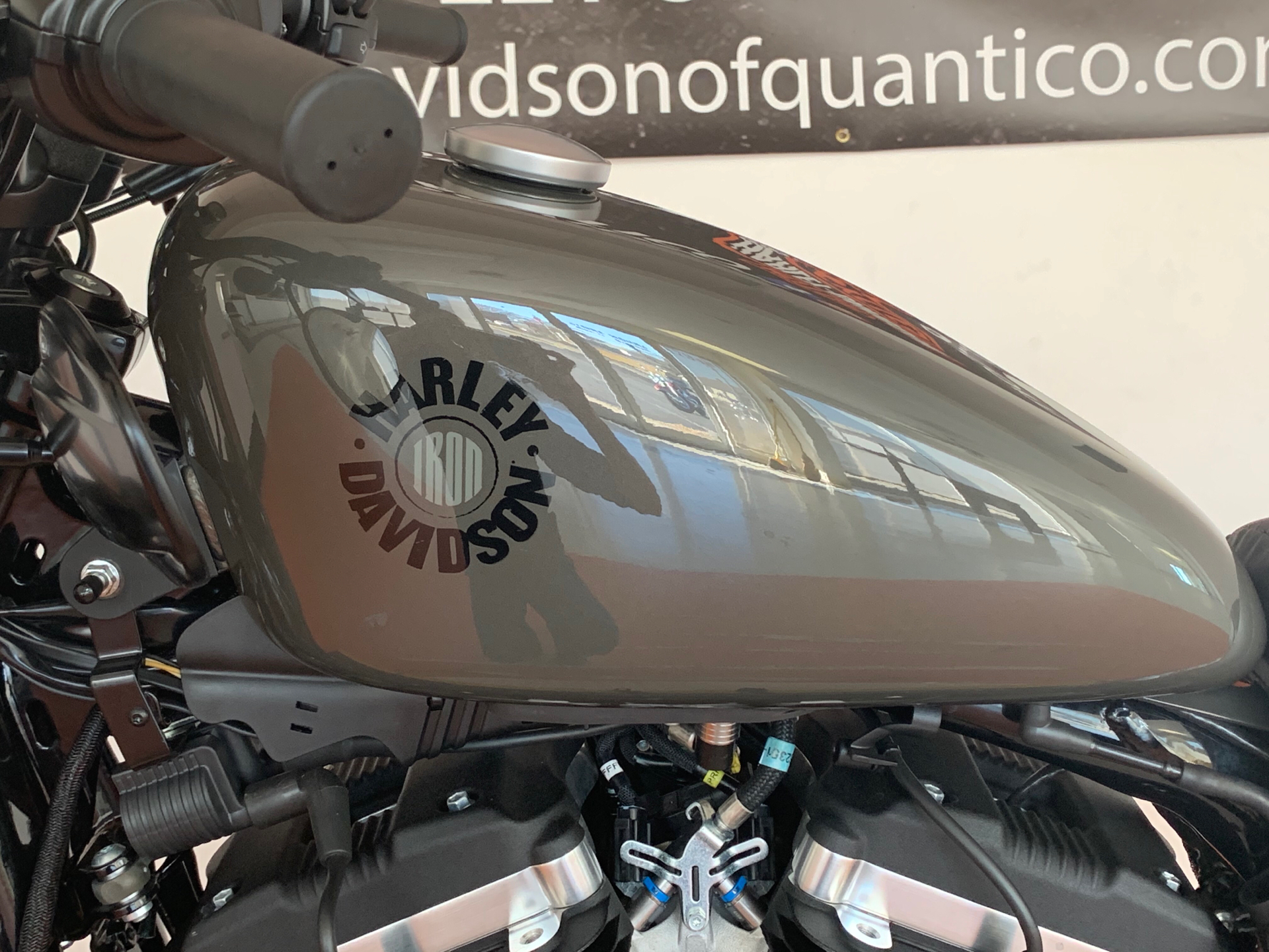 2019 Harley-Davidson Iron 883™ in Dumfries, Virginia - Photo 11