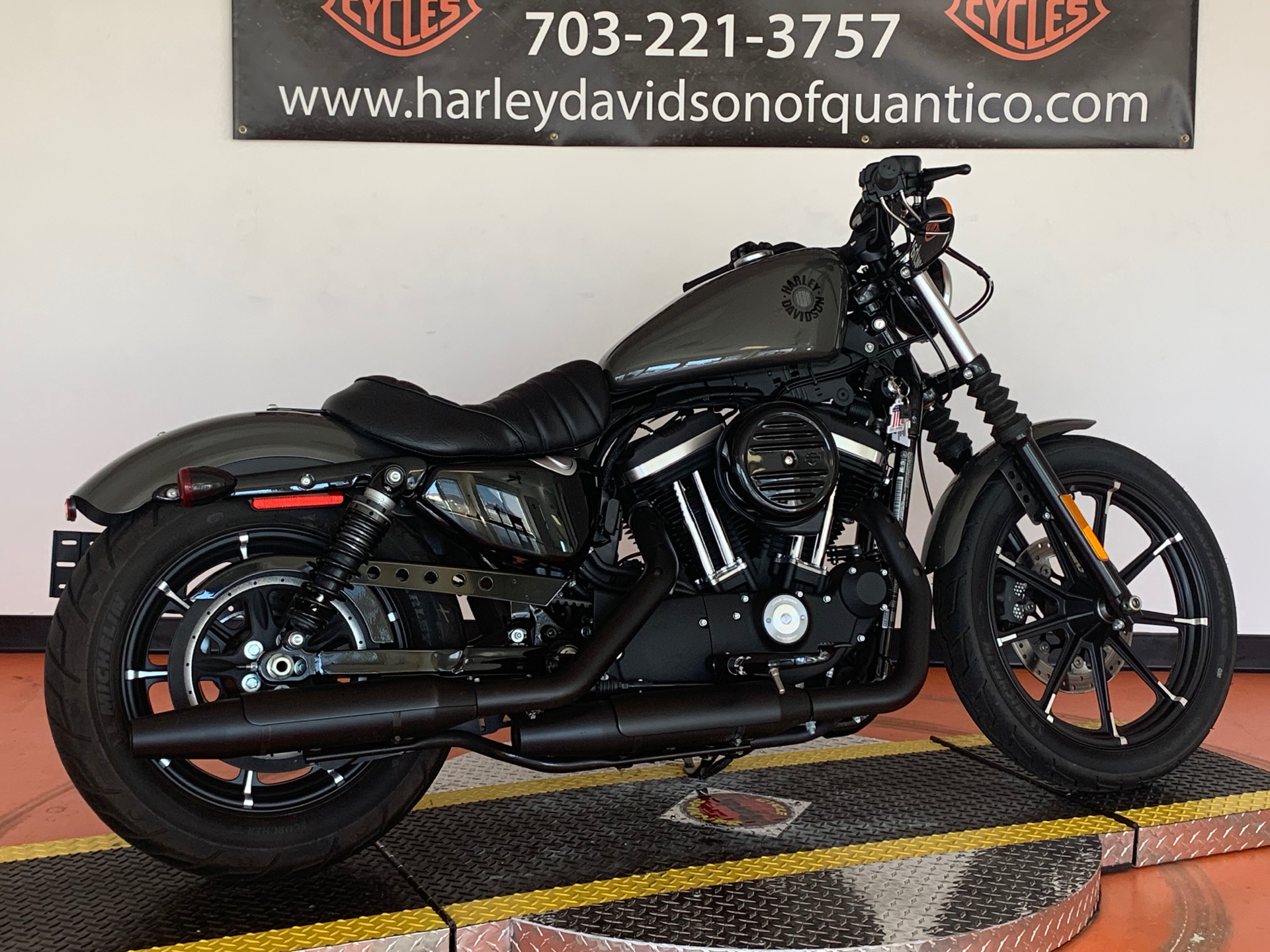 2019 Harley-Davidson Iron 883™ in Dumfries, Virginia - Photo 21