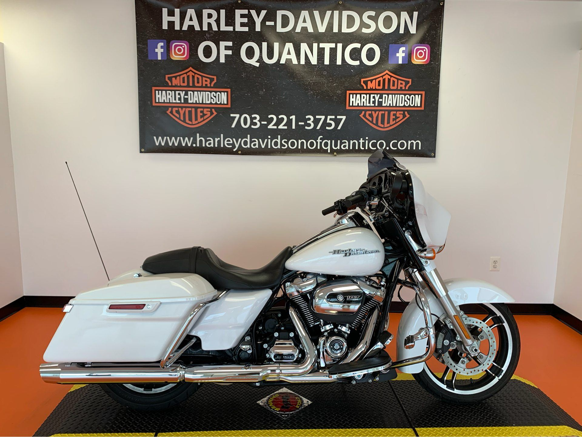 2017 Harley-Davidson Street Glide® Special in Dumfries, Virginia - Photo 1