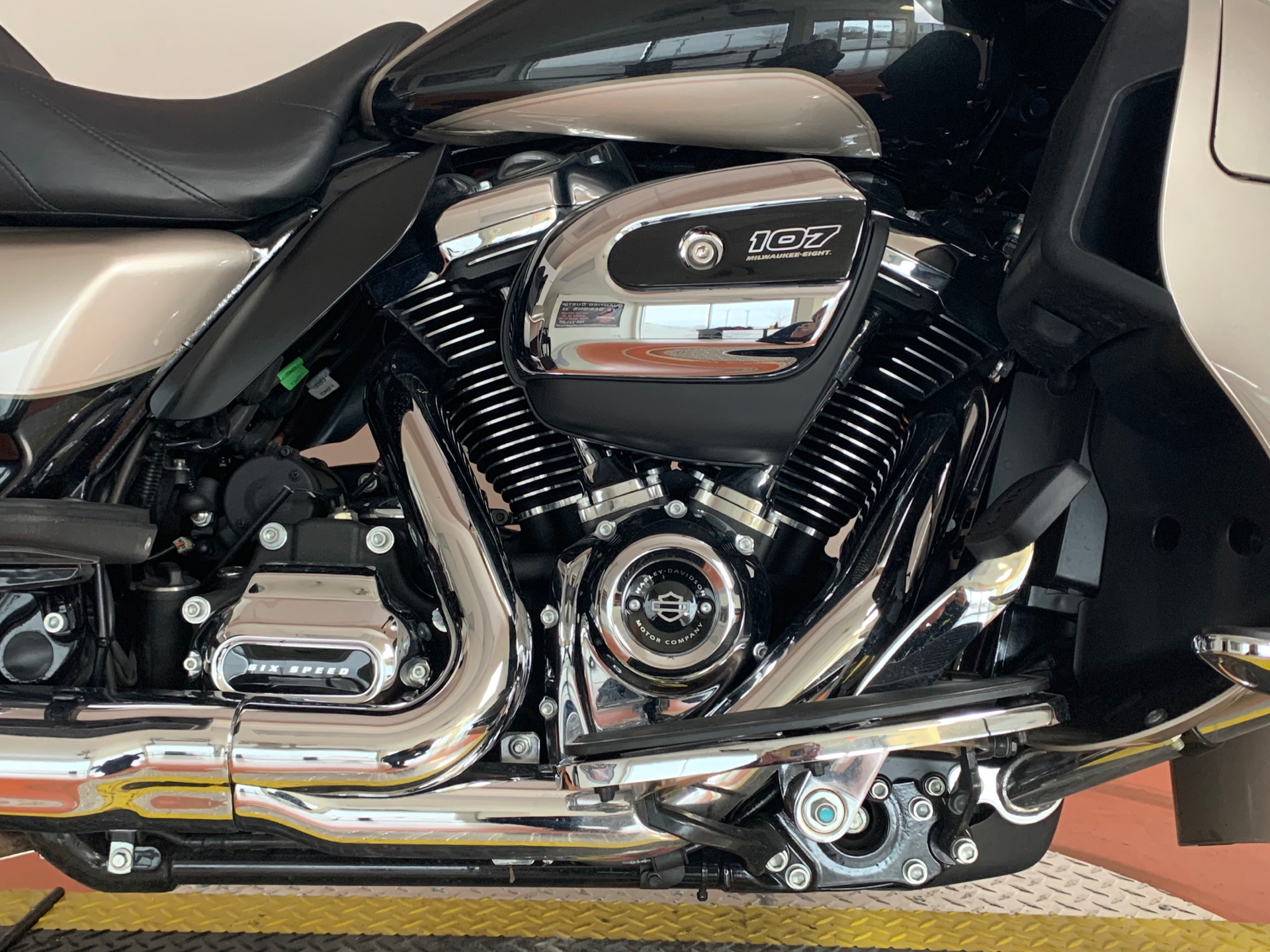 2018 Harley-Davidson Road Glide® Ultra in Dumfries, Virginia - Photo 4