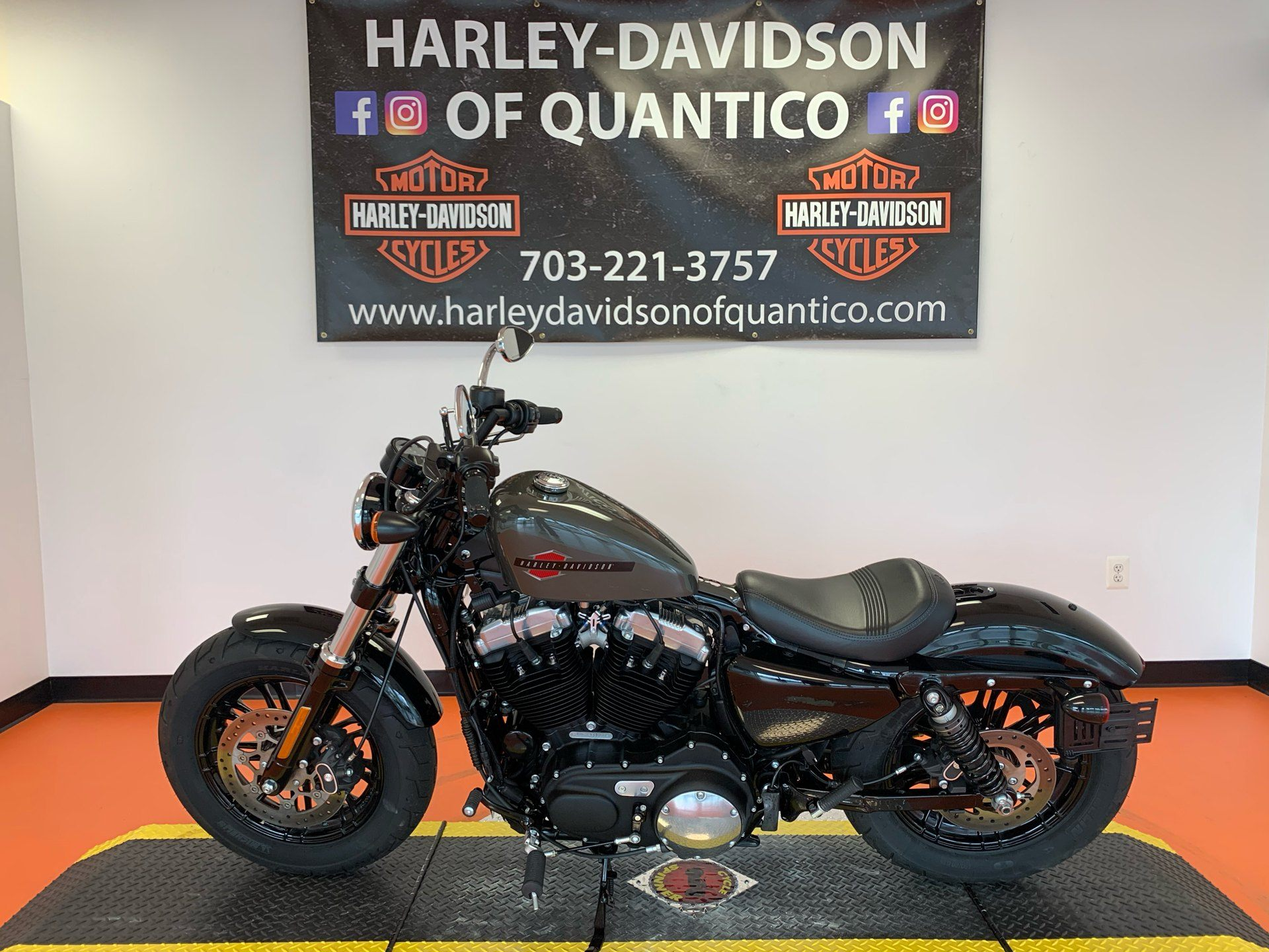 2019 Harley-Davidson Forty-Eight® in Dumfries, Virginia - Photo 9