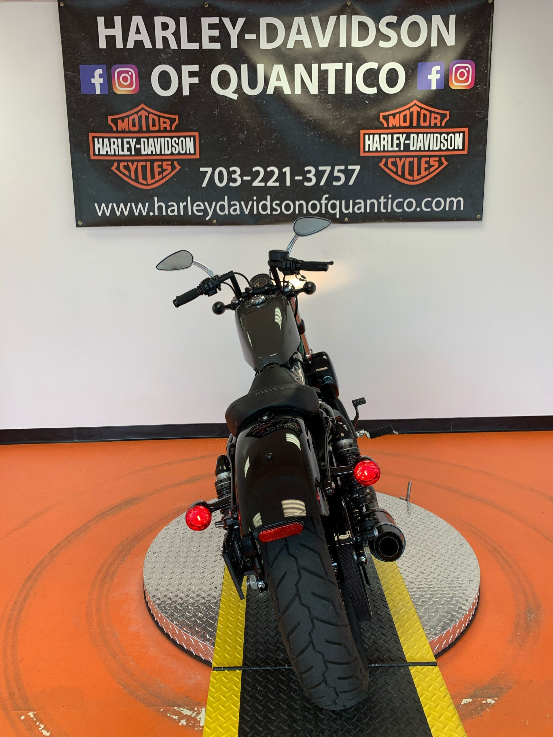2019 Harley-Davidson Forty-Eight® in Dumfries, Virginia - Photo 15
