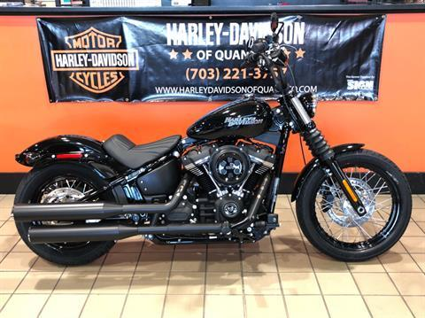 2020 Harley-Davidson Street Bob® in Dumfries, Virginia - Photo 1