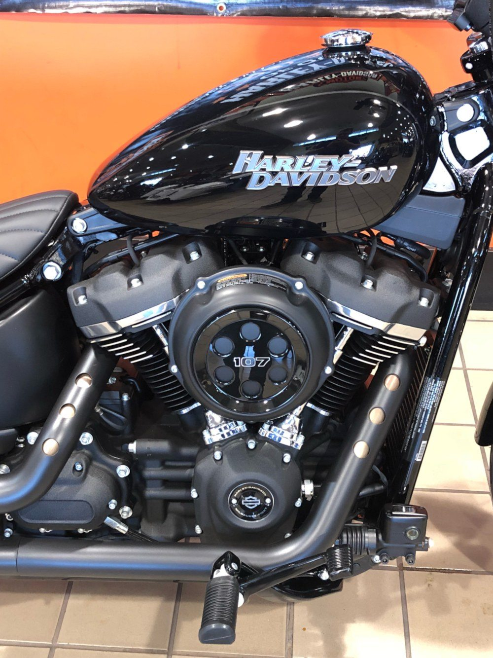 2020 Harley-Davidson Street Bob® in Dumfries, Virginia - Photo 4