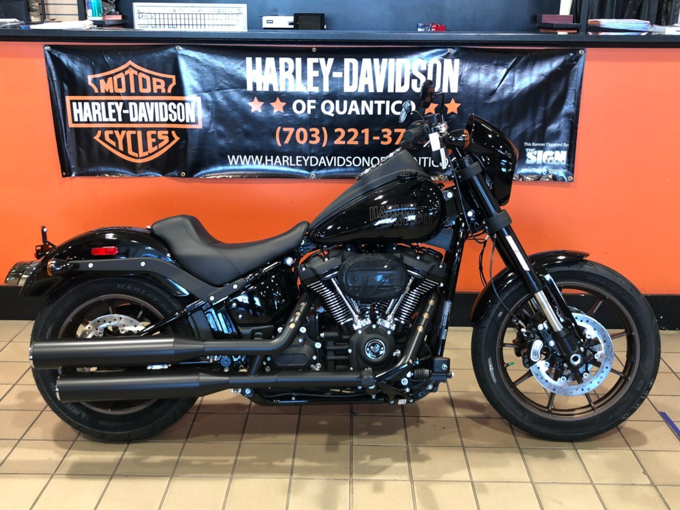 New 2020 Harley-Davidson Low Rider®S Vivid Black ...