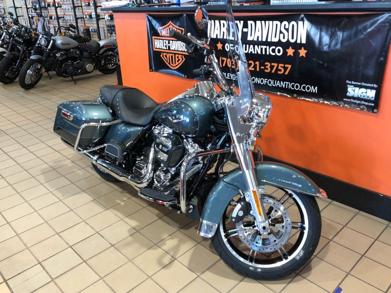 2020 Harley-Davidson Road King® in Dumfries, Virginia - Photo 2
