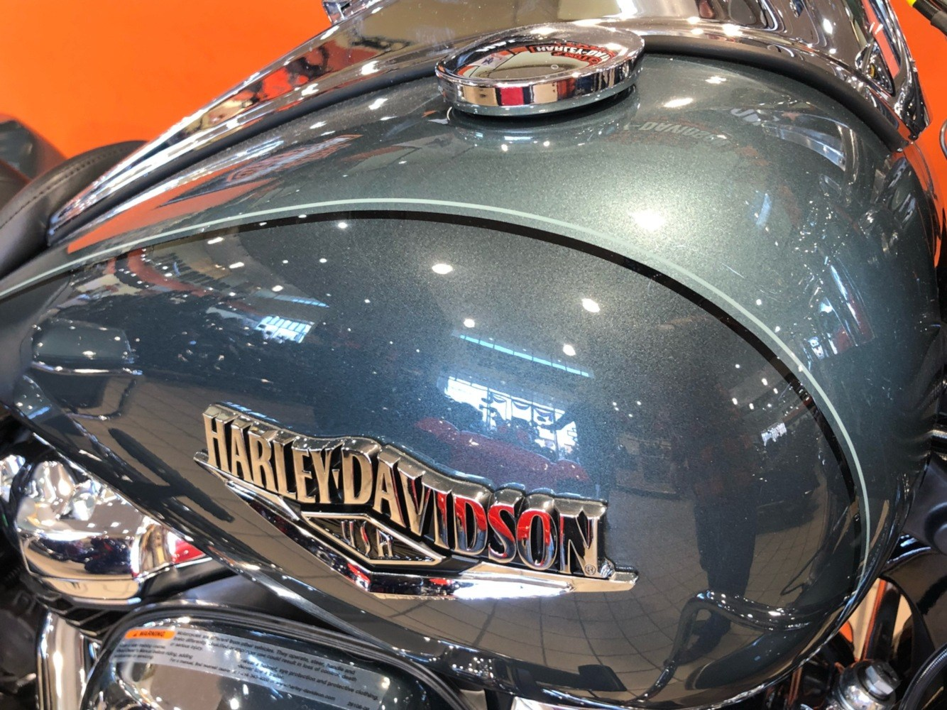 2020 Harley-Davidson Road King® in Dumfries, Virginia - Photo 8