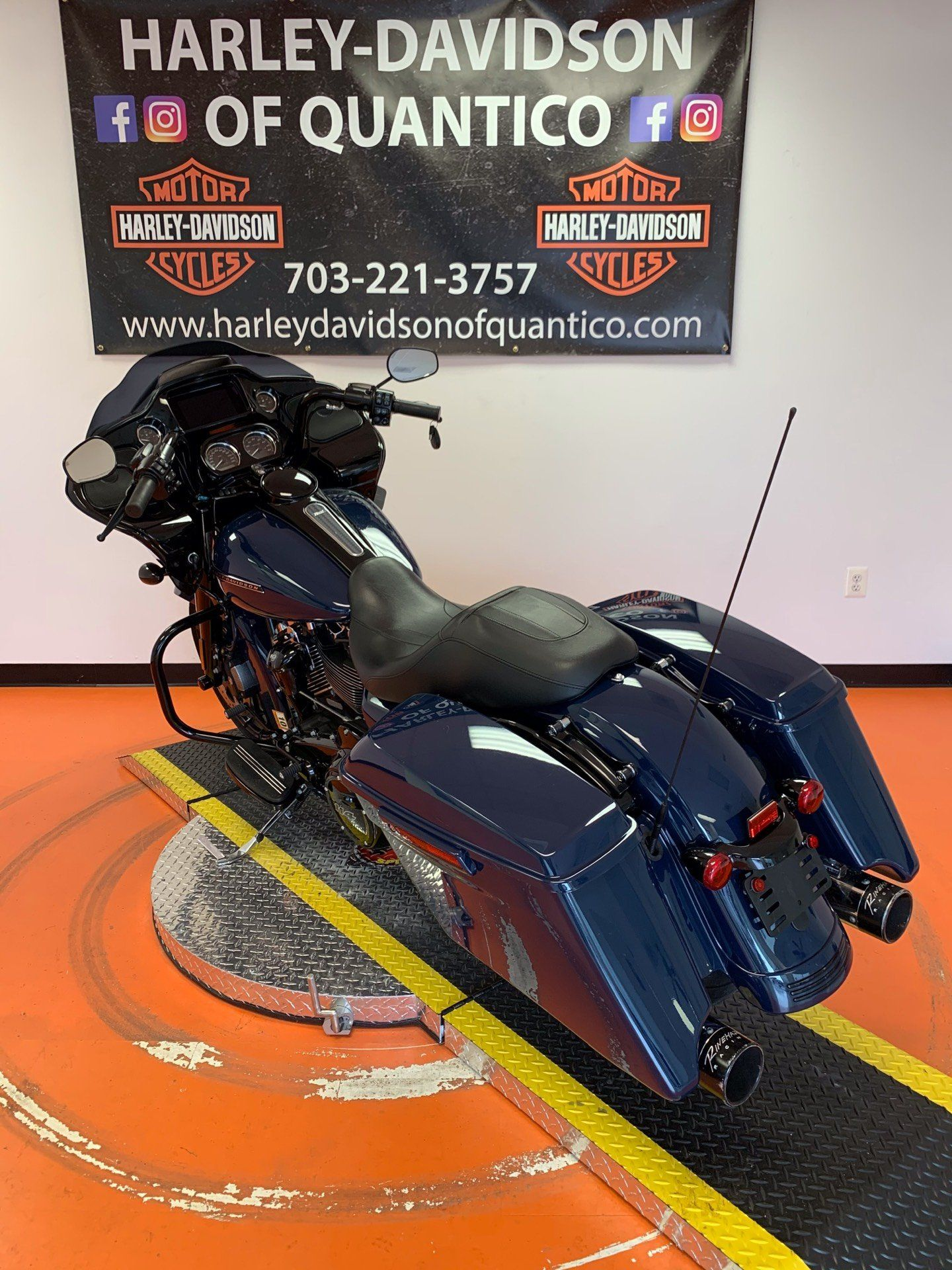 2019 Harley-Davidson Road Glide® Special in Dumfries, Virginia - Photo 14