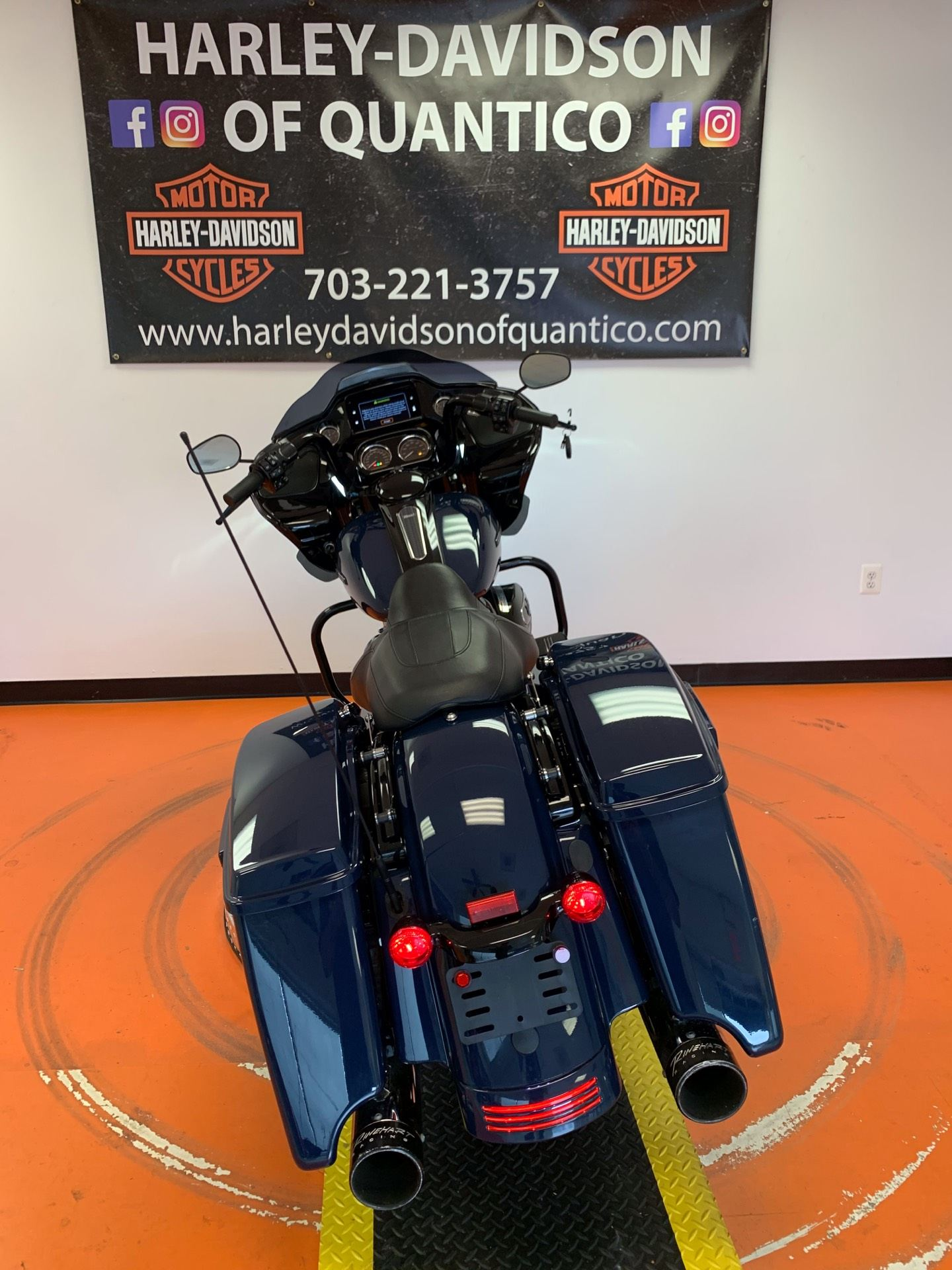 2019 Harley-Davidson Road Glide® Special in Dumfries, Virginia - Photo 15