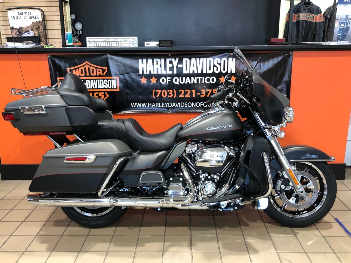 2019 Harley-Davidson Ultra Limited in Dumfries, Virginia - Photo 1