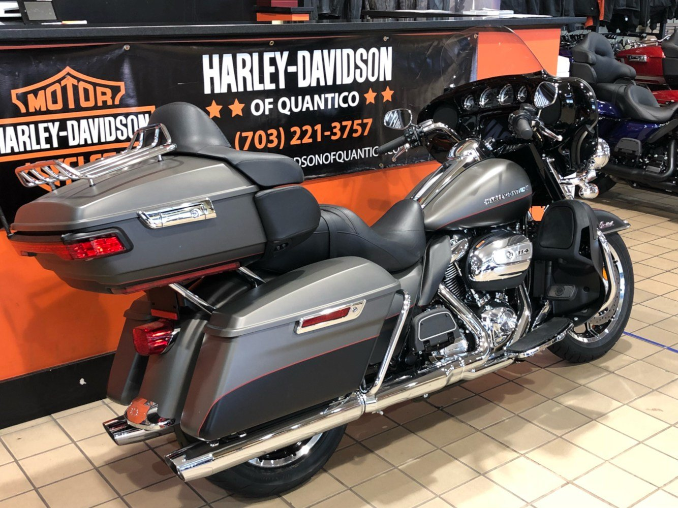 2019 Harley-Davidson Ultra Limited in Dumfries, Virginia - Photo 4