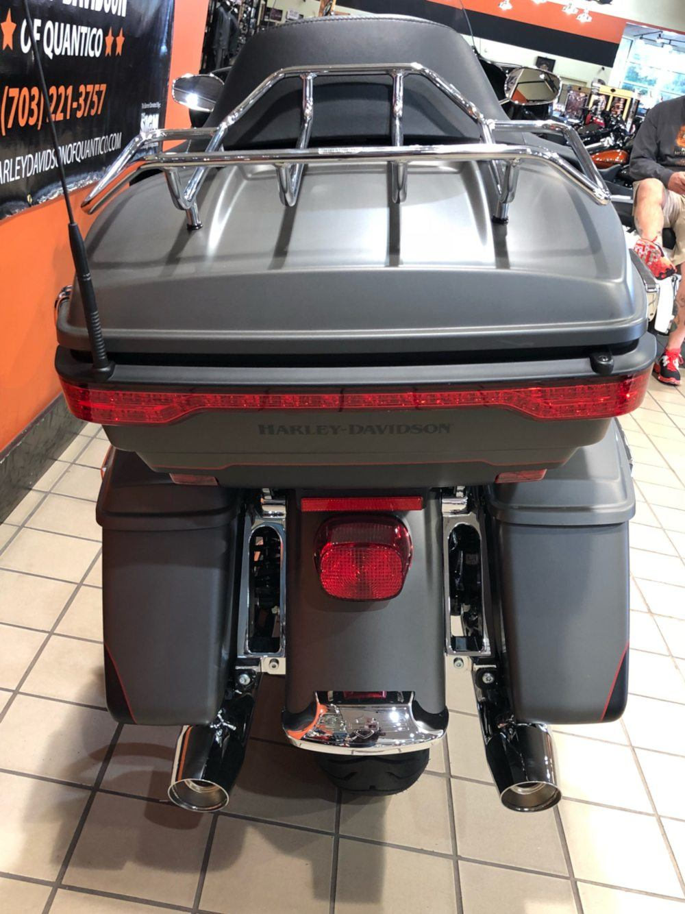 2019 Harley-Davidson Ultra Limited in Dumfries, Virginia - Photo 5